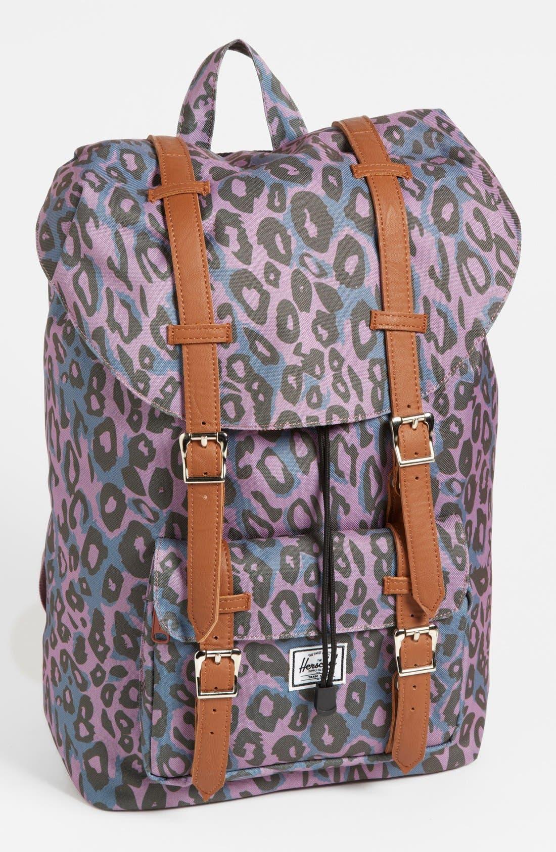 HERSCHEL SUPPLY CO. 'Little America' Backpack, Main, color, 500