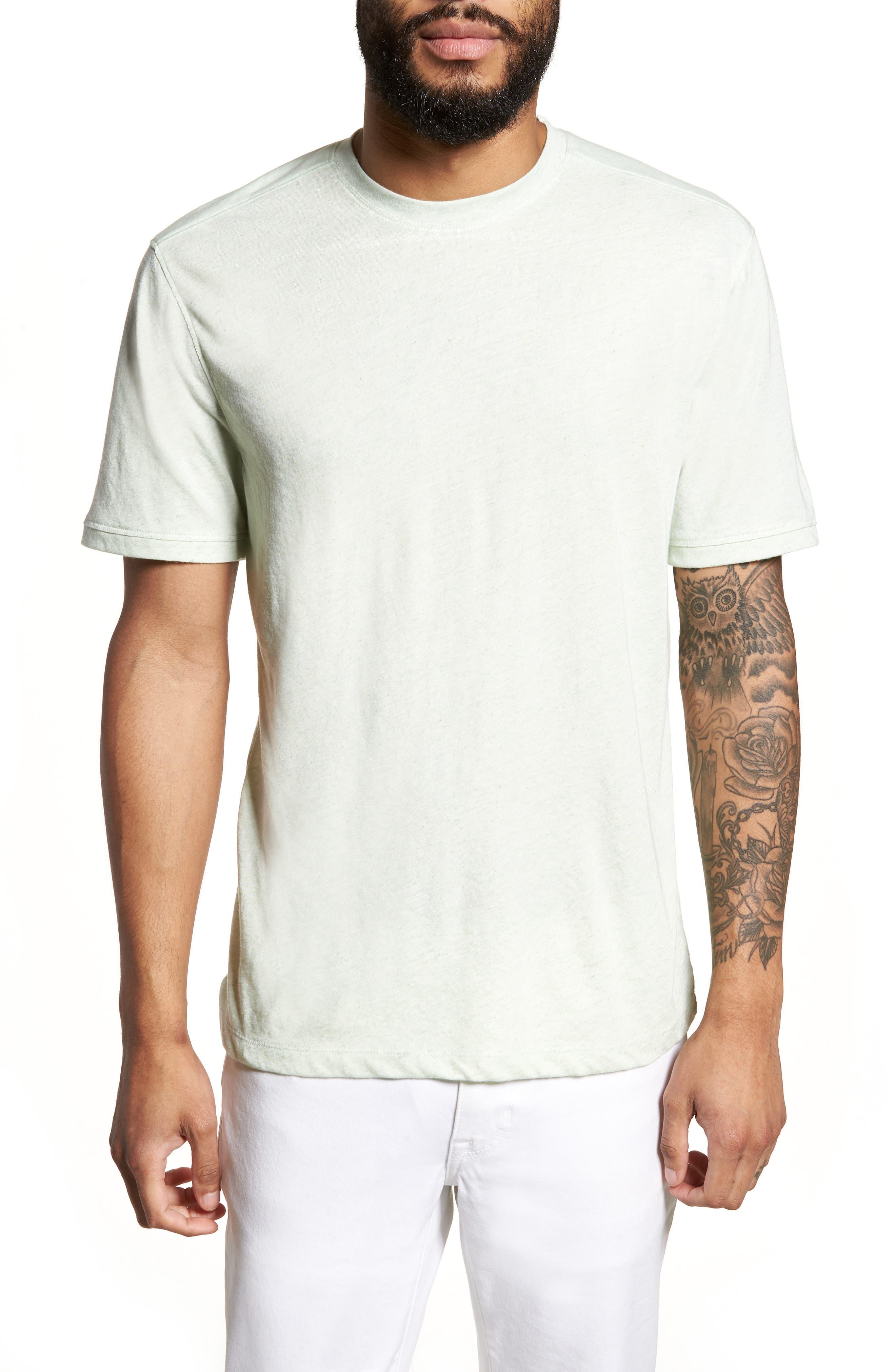 Crewneck T-Shirt,                         Main,                         color, 310