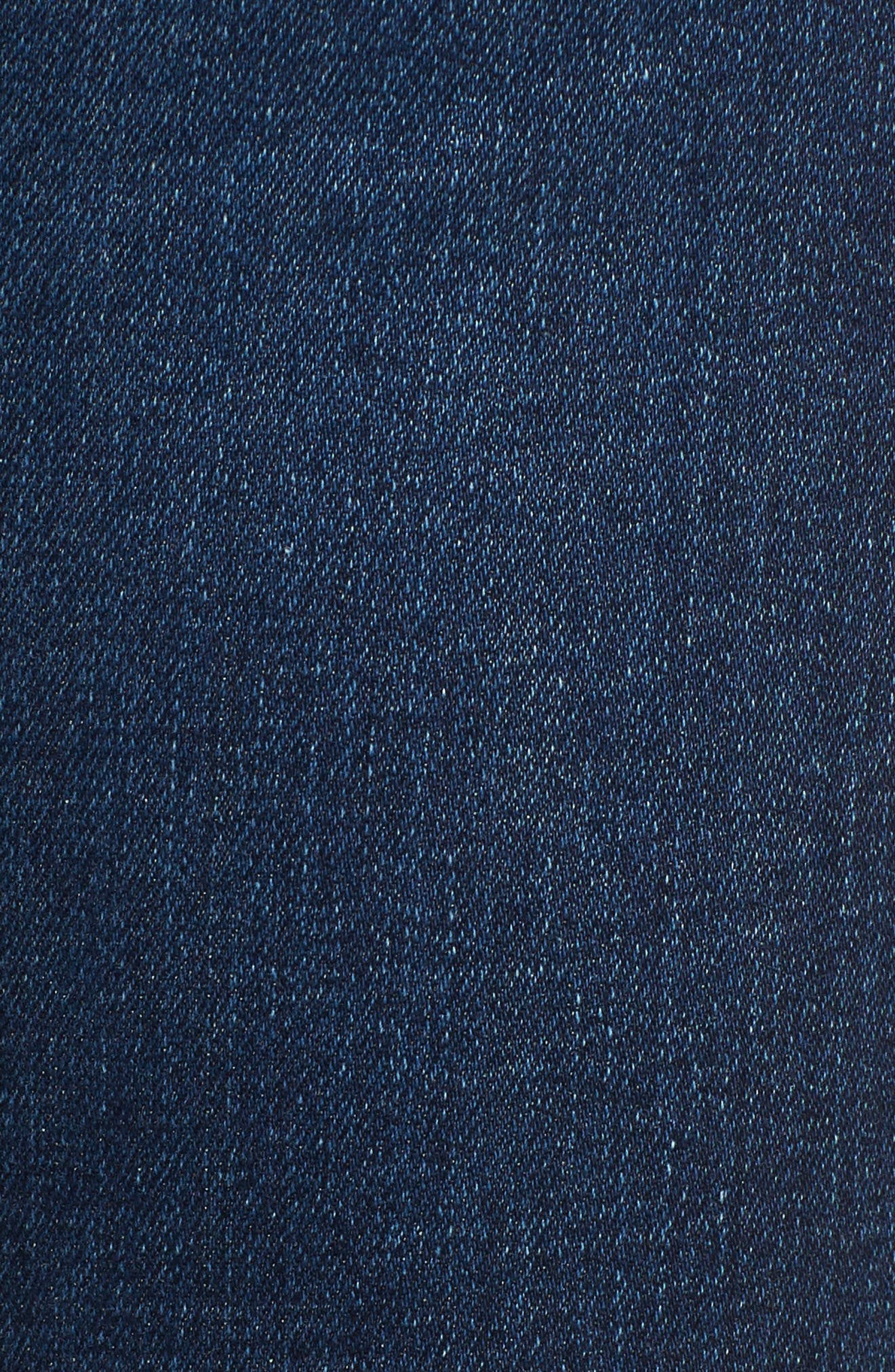 Angel Flare Jeans,                             Alternate thumbnail 6, color,                             04 YEARS DEEP WILLOWS