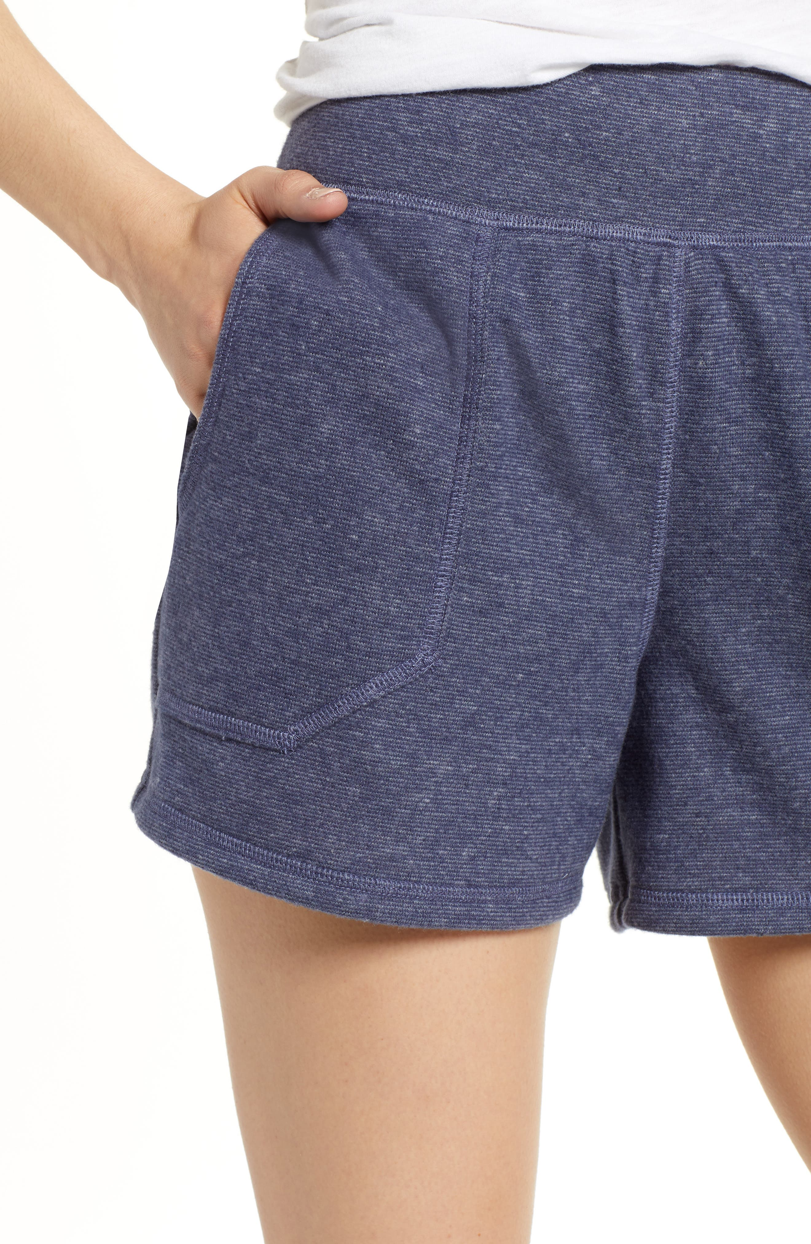 Off-Duty French Terry Shorts,                             Alternate thumbnail 20, color,