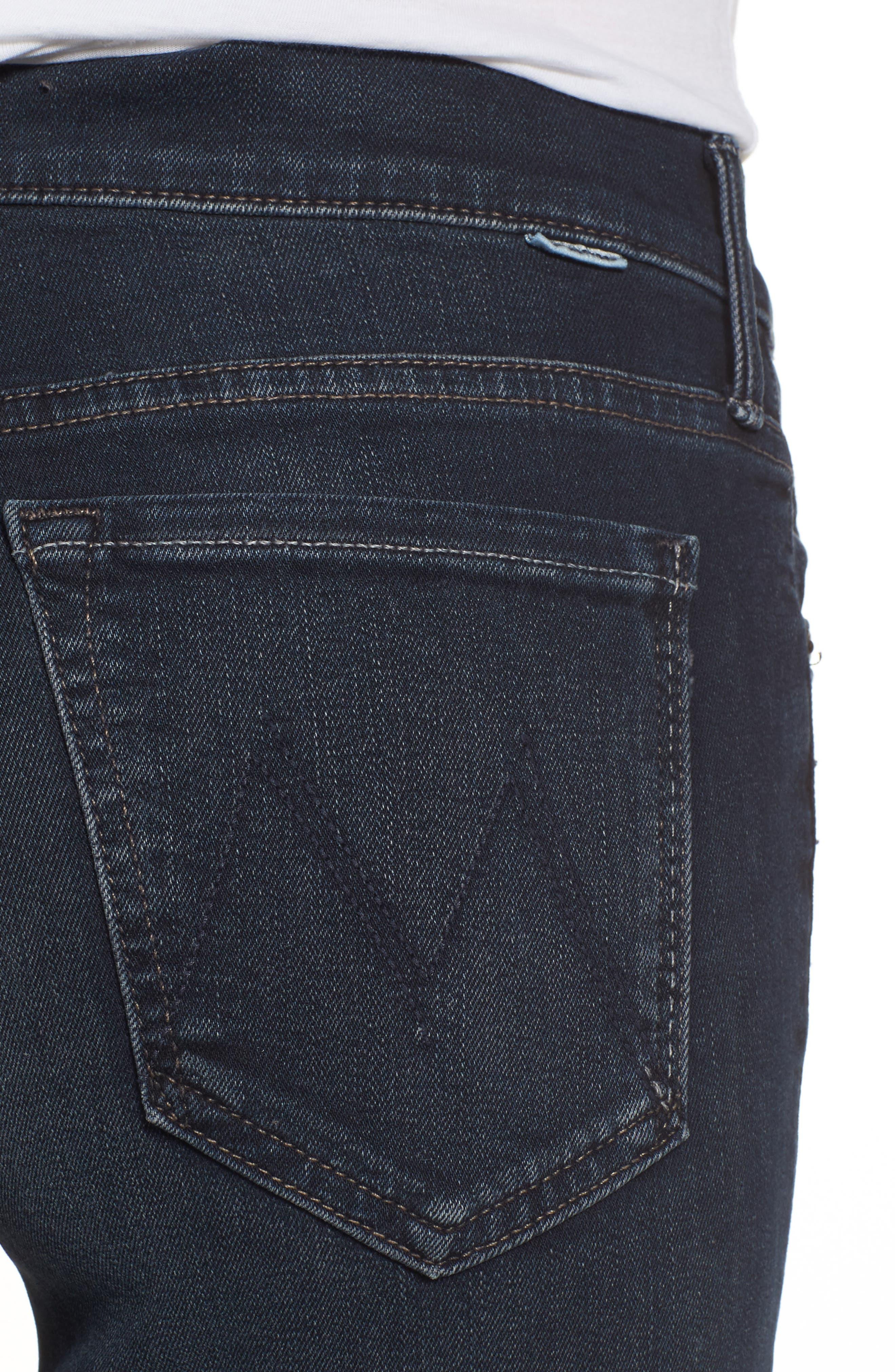 The Rascal Ankle Straight Leg Jeans,                             Alternate thumbnail 4, color,                             405