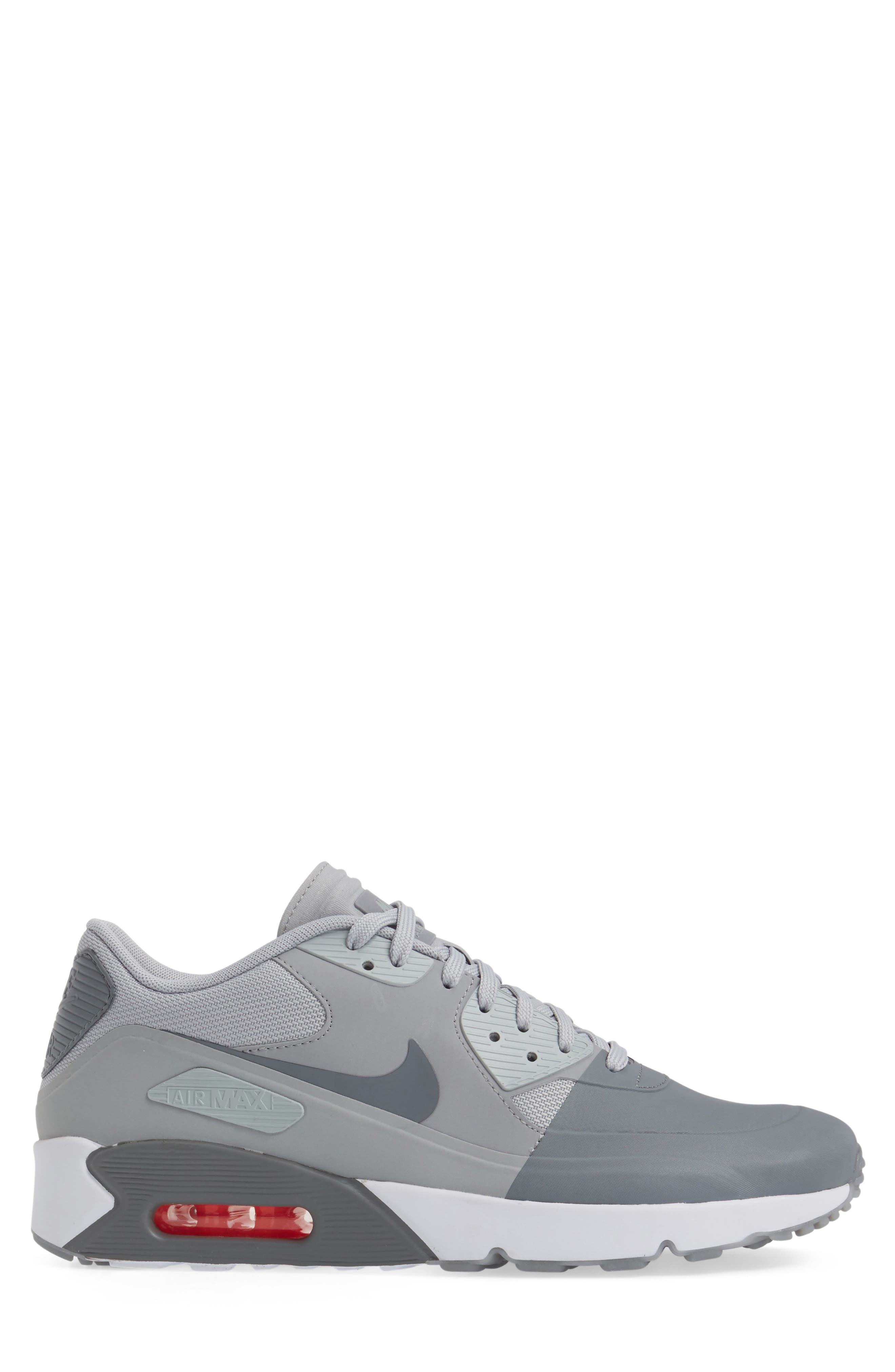 Air Max 90 Ultra 2.0 SE Sneaker,                             Alternate thumbnail 18, color,