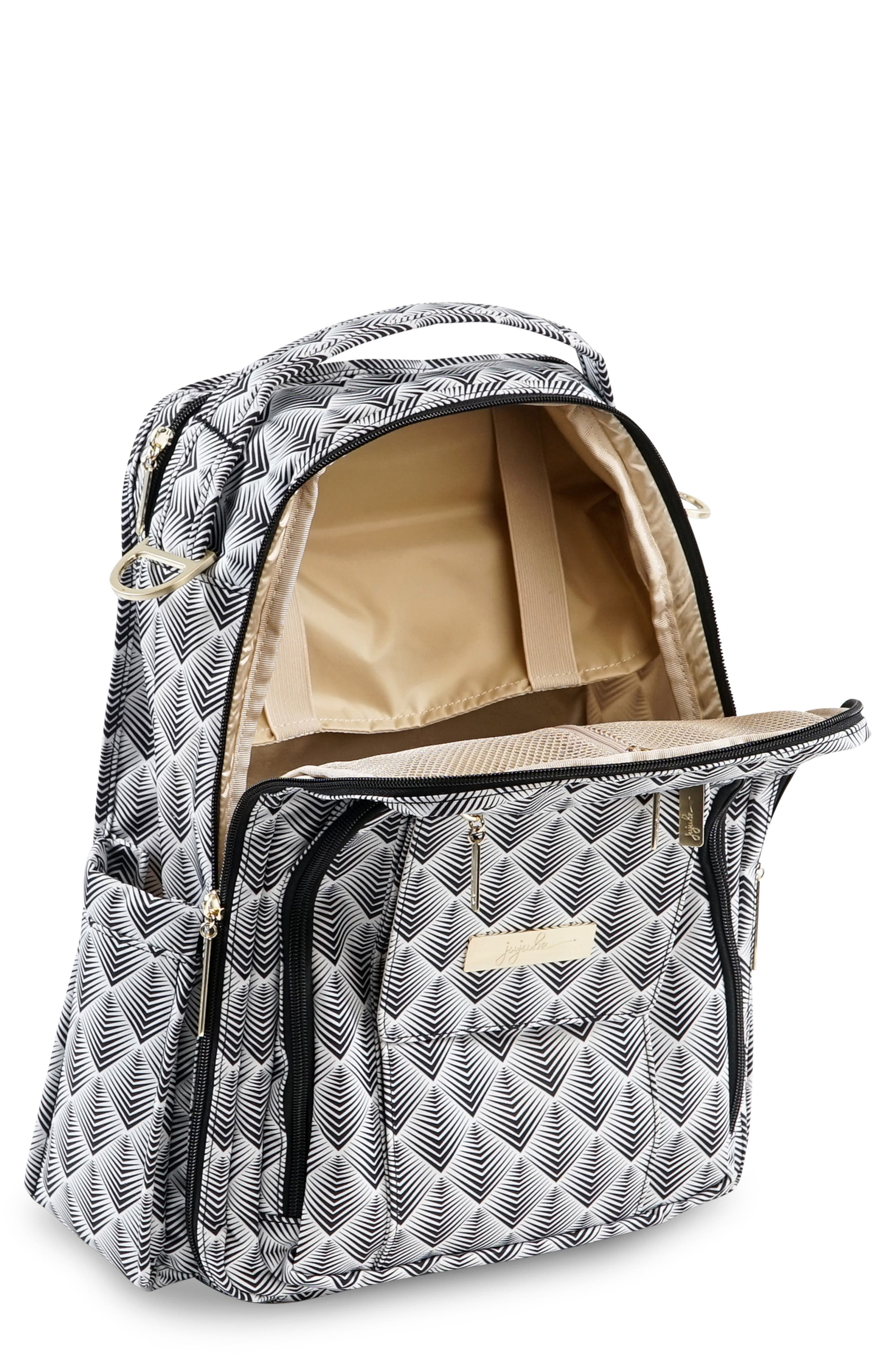 'Legacy - Be Right Back' Diaper Backpack,                             Alternate thumbnail 3, color,                             THE CLEOPATRA