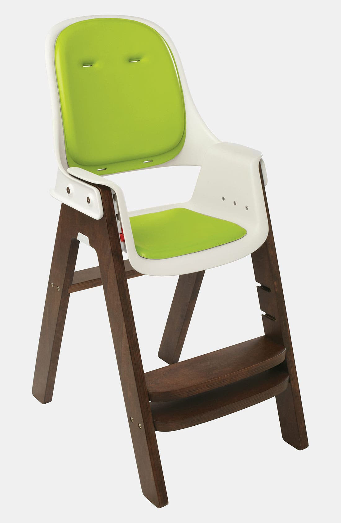 'Sprout' Chair,                             Alternate thumbnail 6, color,                             GREEN/ WALNUT