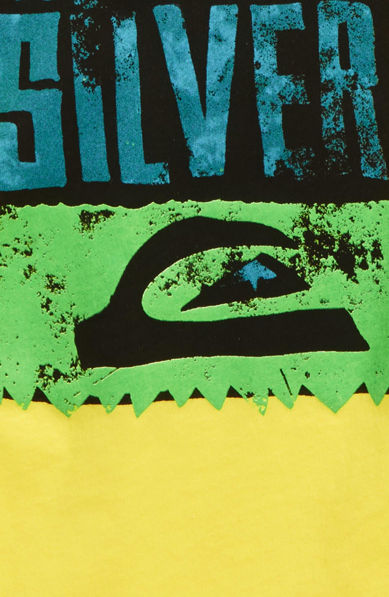 Awaken The Vibe Graphic T-Shirt,                             Alternate thumbnail 6, color,