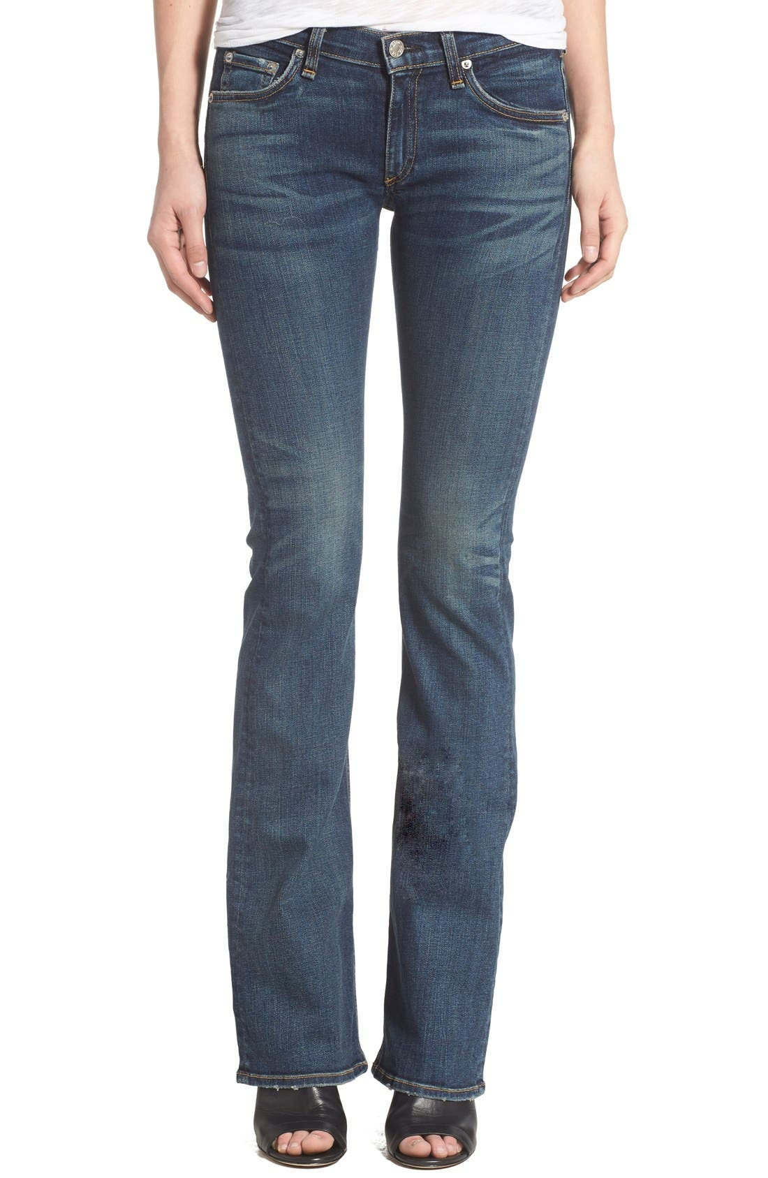 RAG & BONE,                             JEAN Bootcut Jeans,                             Main thumbnail 1, color,                             420
