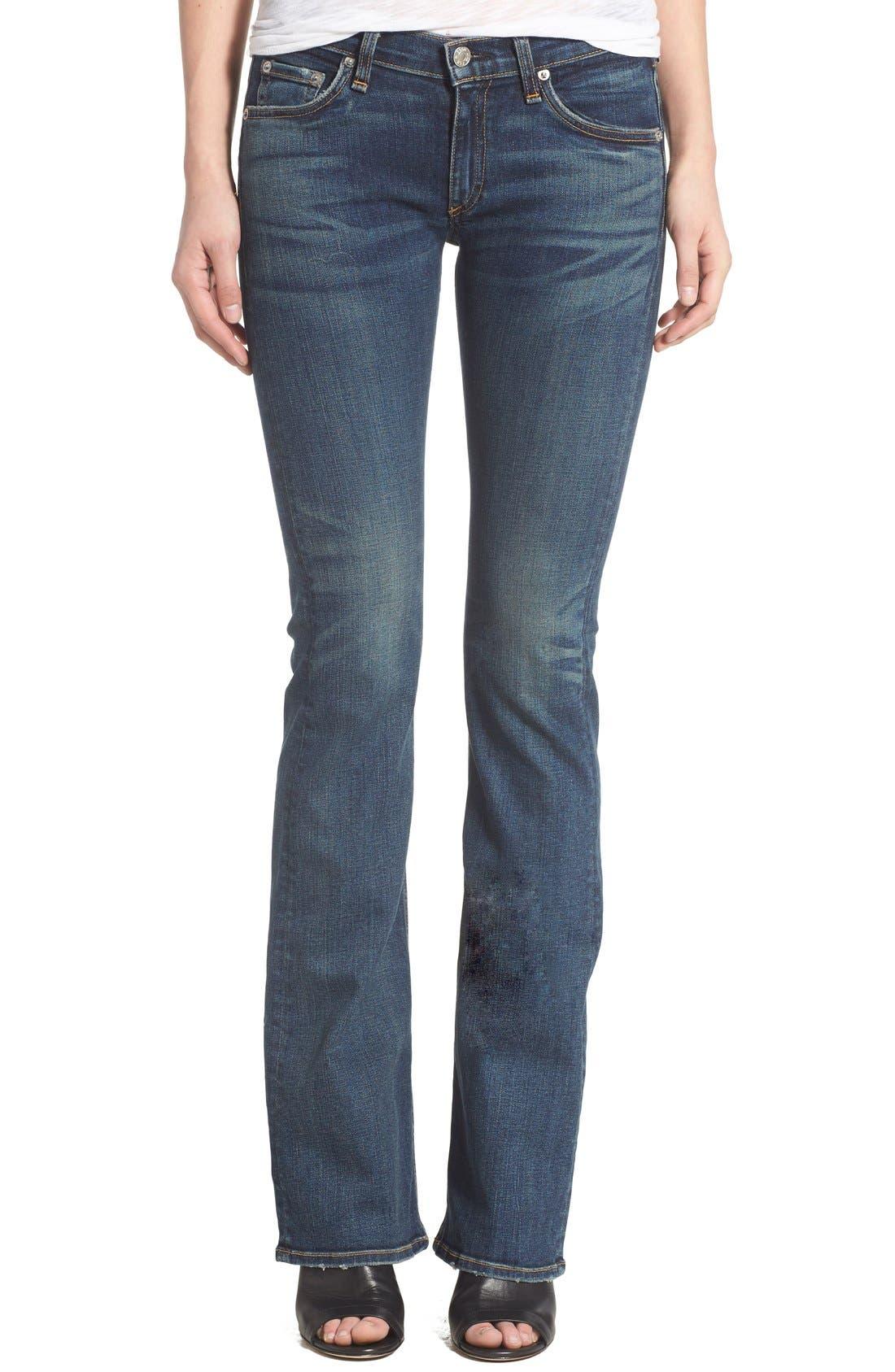 RAG & BONE JEAN Bootcut Jeans, Main, color, 420