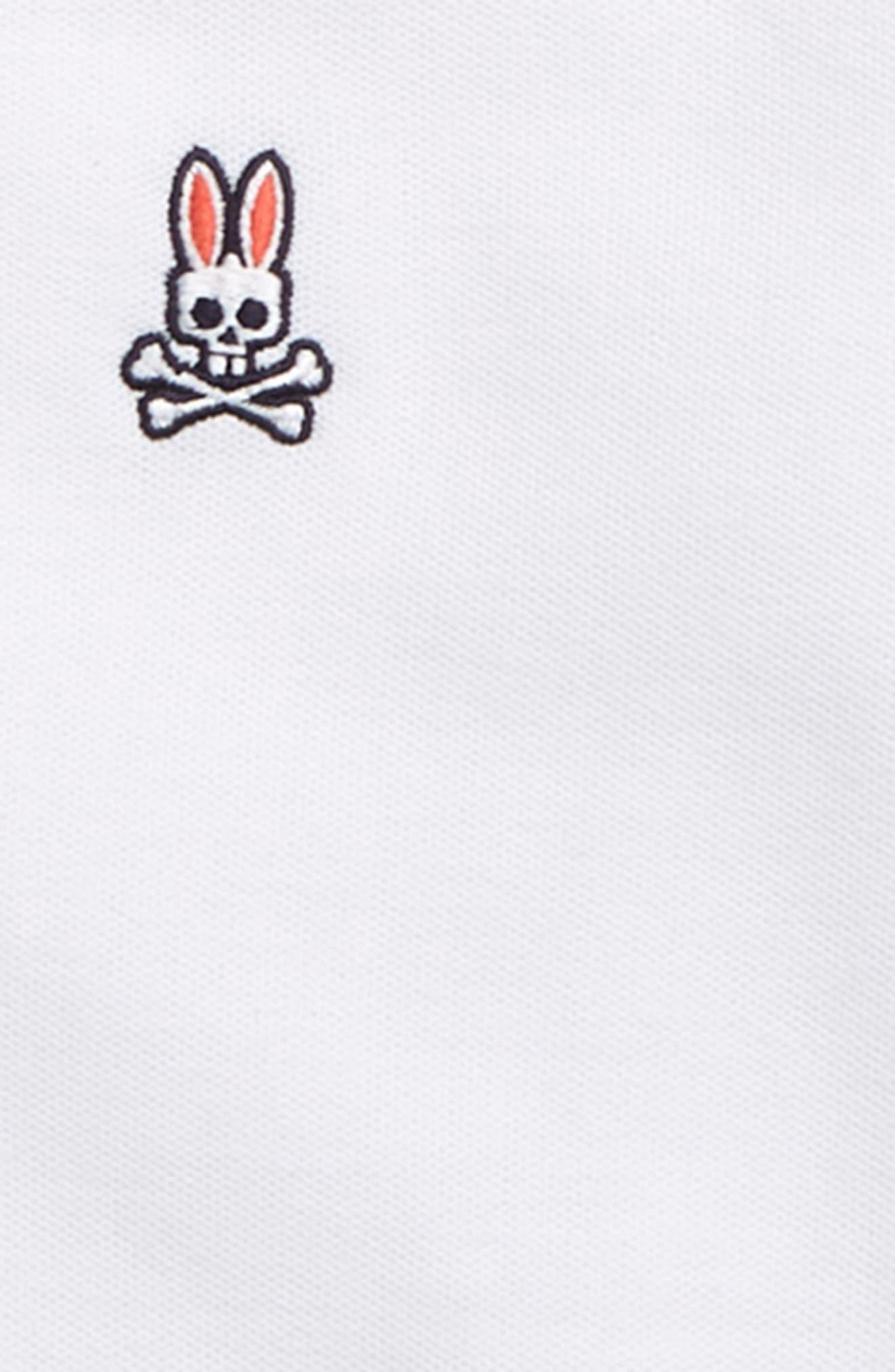 Porthill Polo Shirt,                             Alternate thumbnail 2, color,                             WHITE
