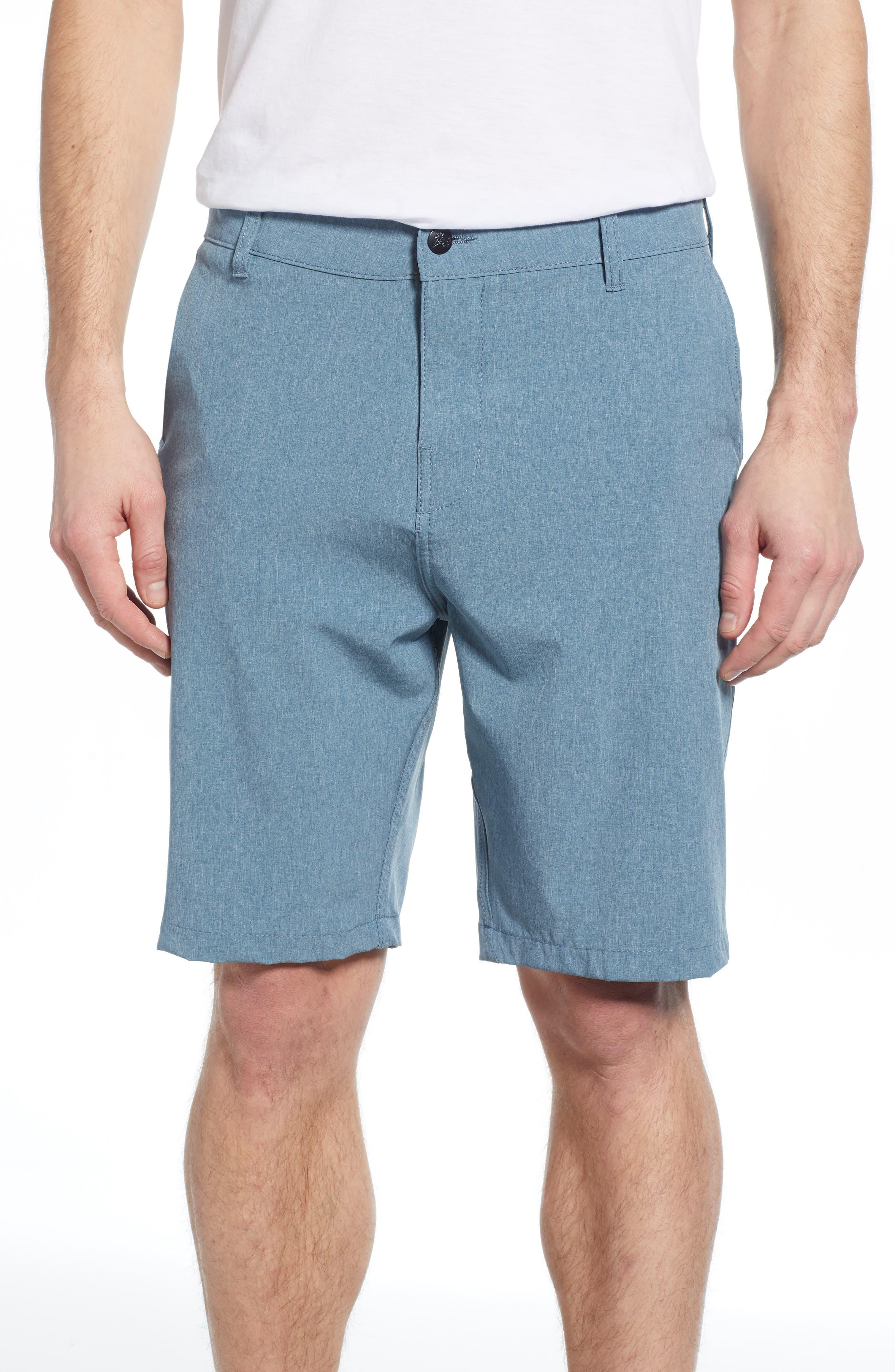 Hybrid Shorts,                             Main thumbnail 1, color,                             MEDITERRANEAN
