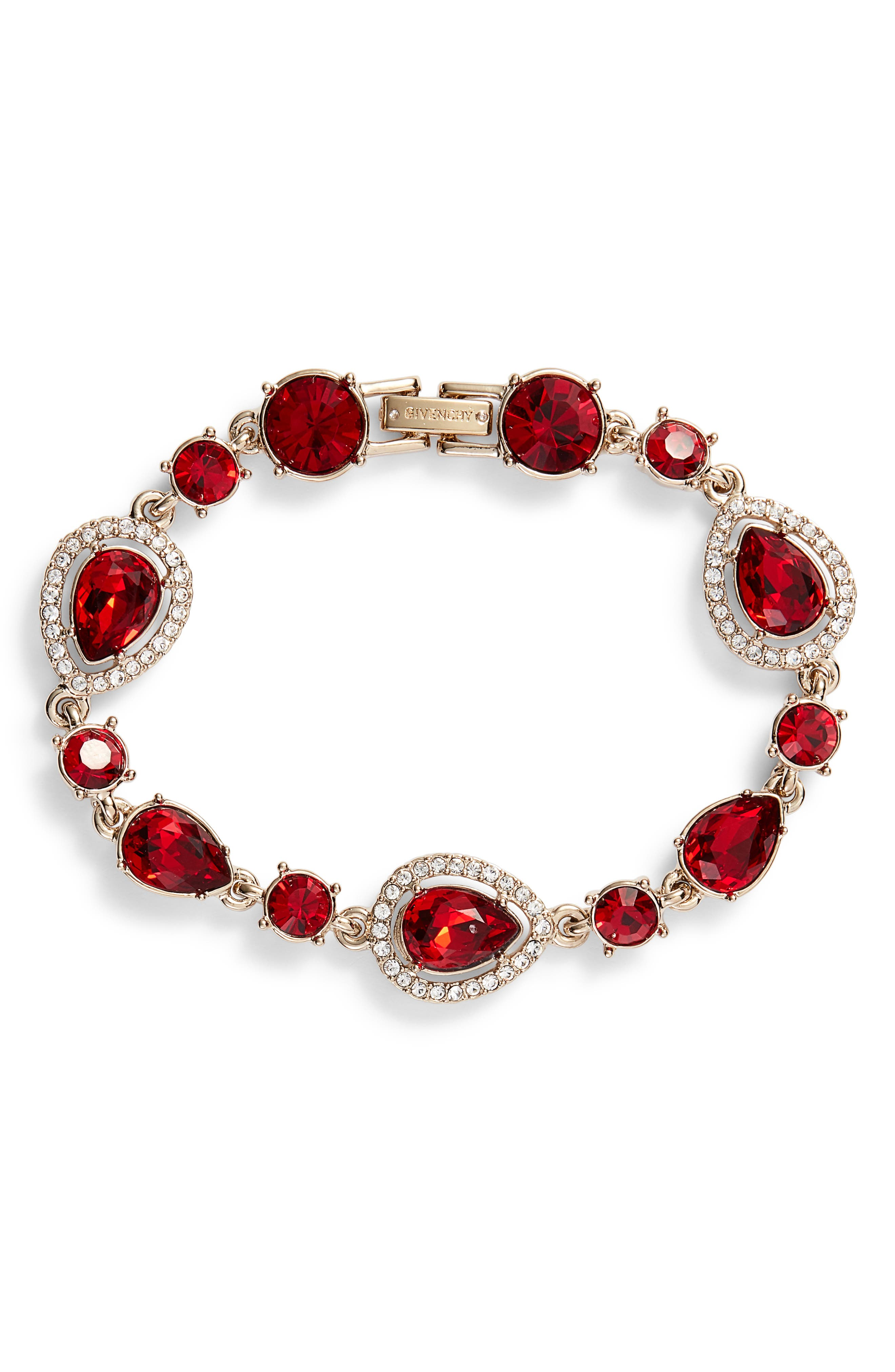 Crystal Flex Bracelet,                             Main thumbnail 1, color,                             600