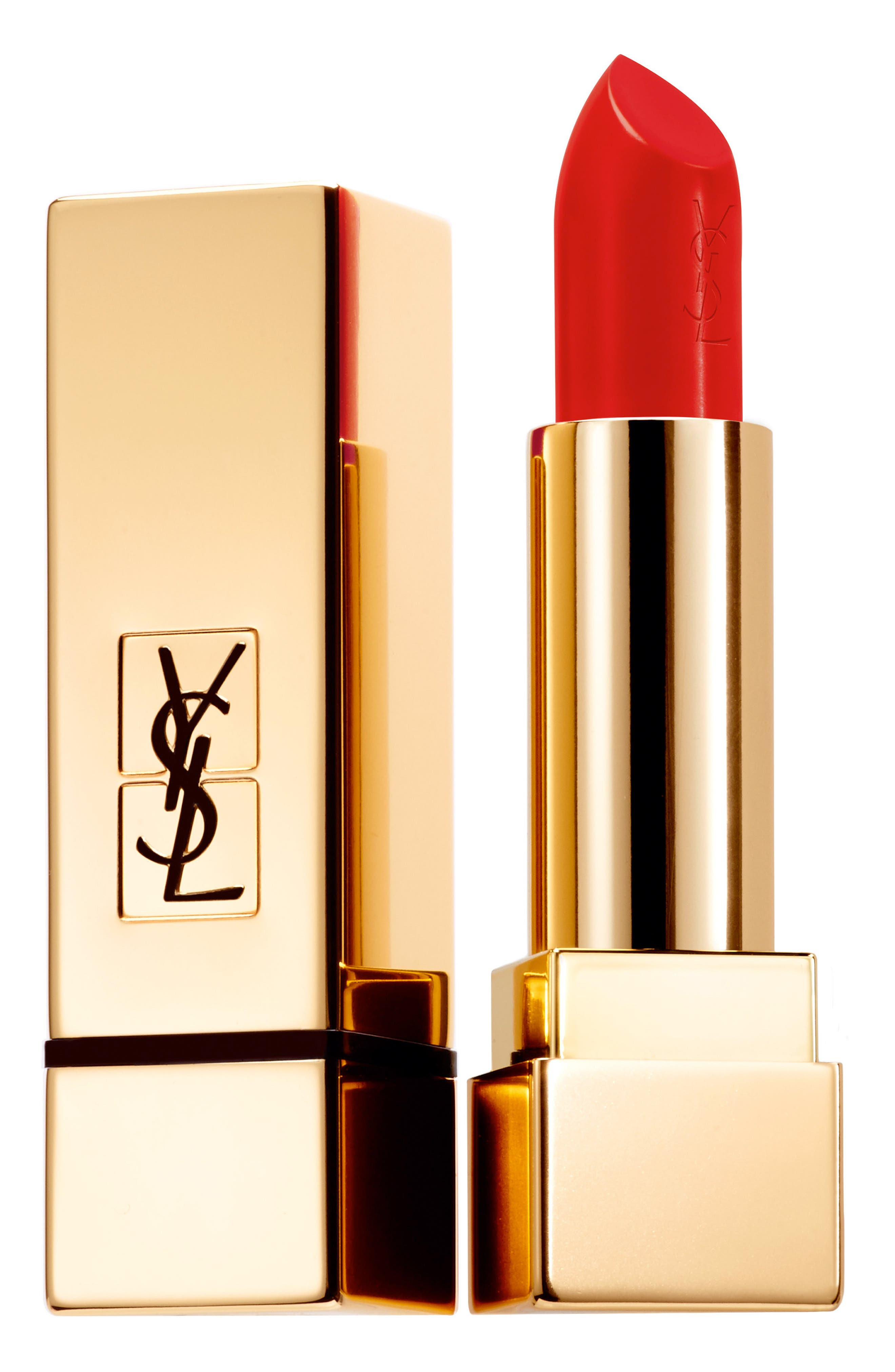 Yves Saint Laurent Rouge Pur Couture Satin Lipstick - 73 Rhythm Red