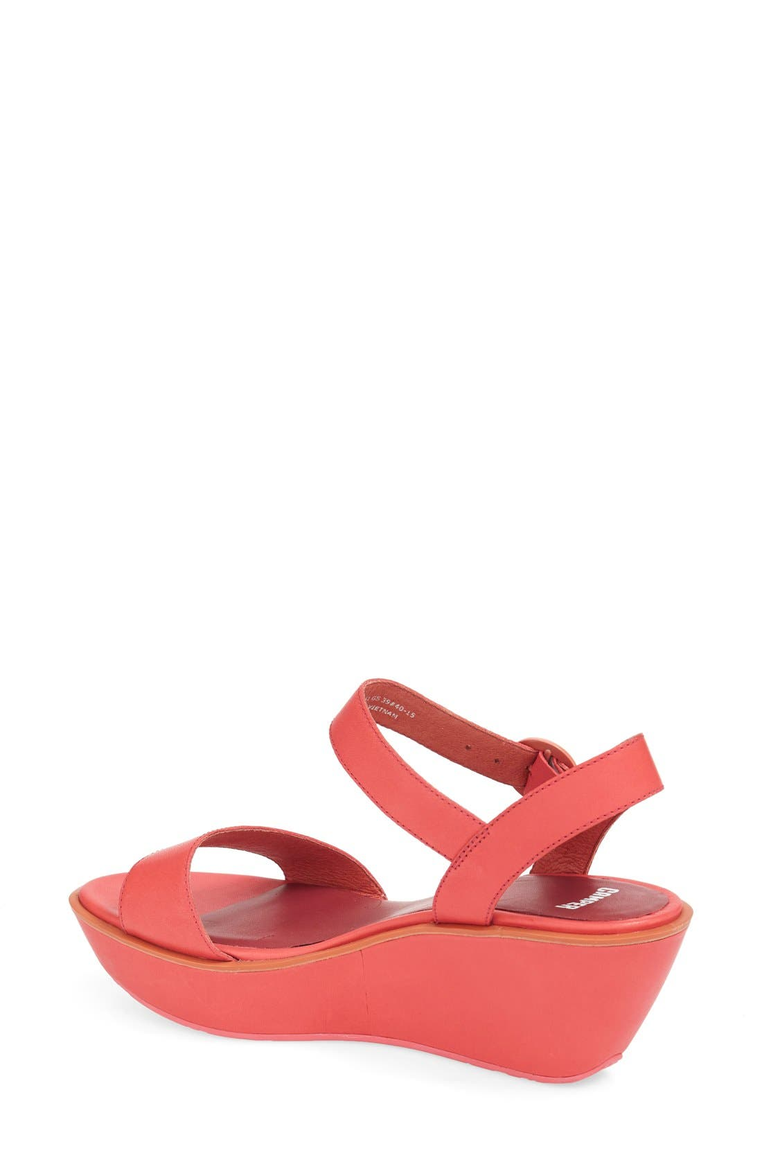 'Damas' Wedge Sandal,                             Alternate thumbnail 35, color,