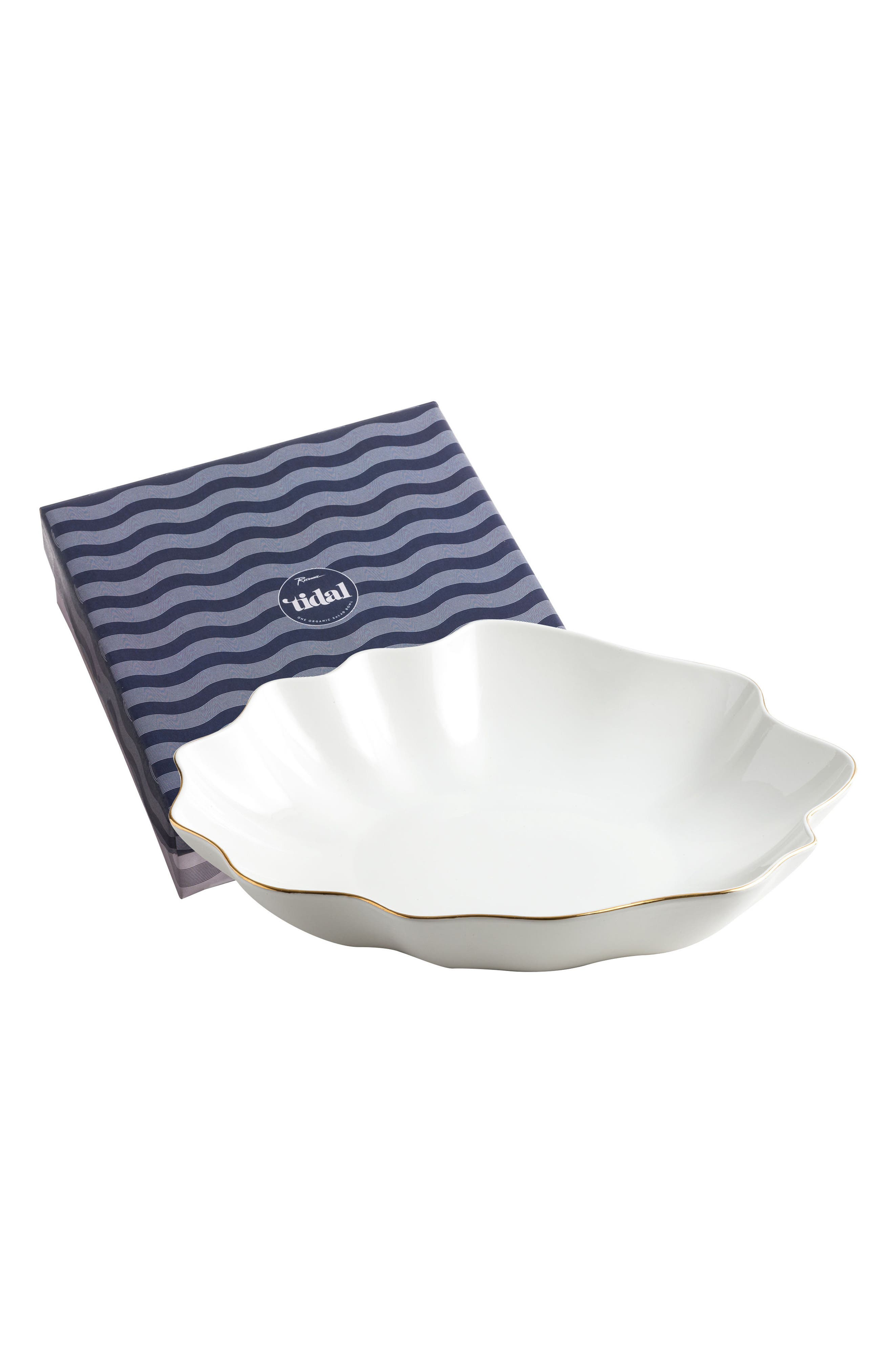 ROSANNA Salad Serving Bowl, Main, color, 100
