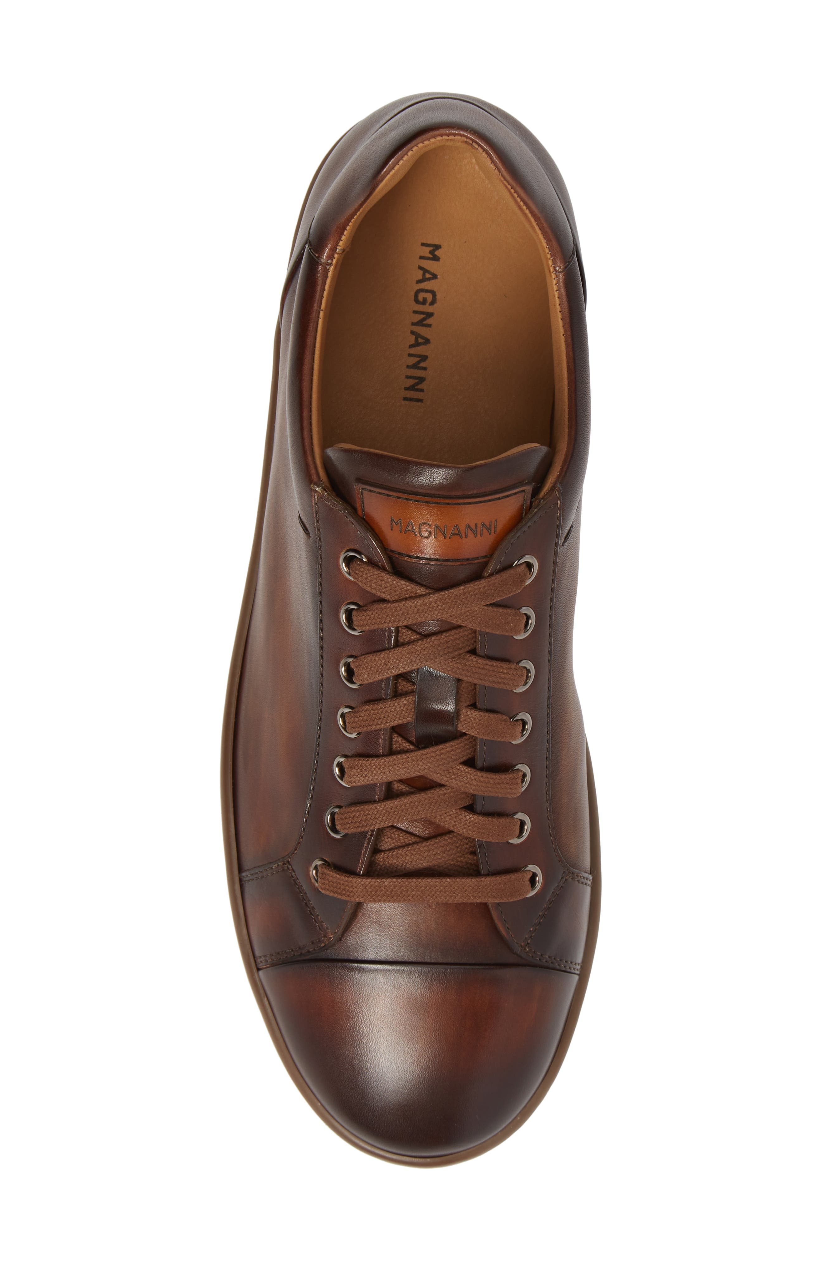 Caitin Sneaker,                             Alternate thumbnail 5, color,                             TABACO LEATHER