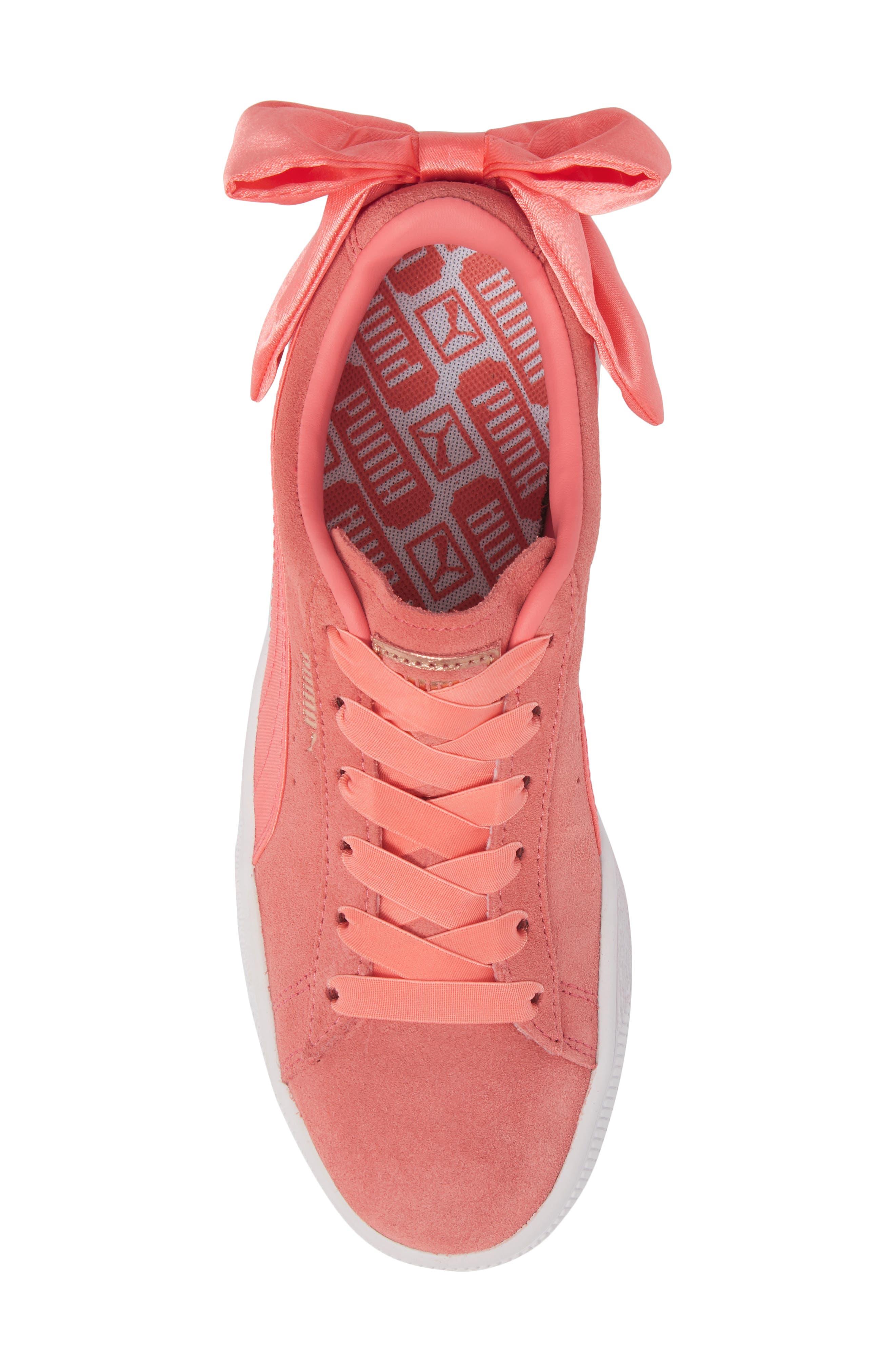 Bow Sneaker,                             Alternate thumbnail 15, color,