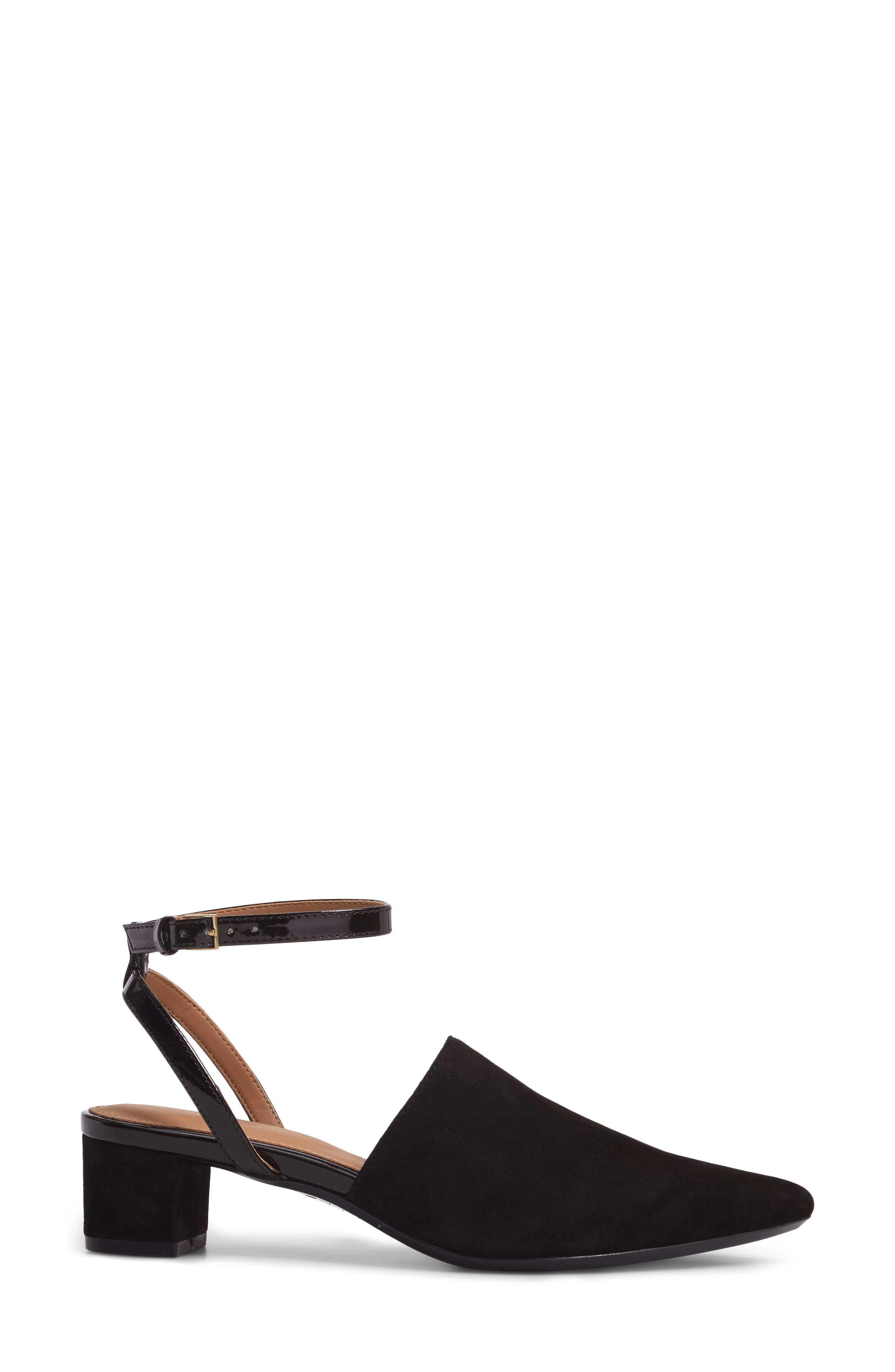 Ginetta Ankle Strap Pump,                             Alternate thumbnail 11, color,