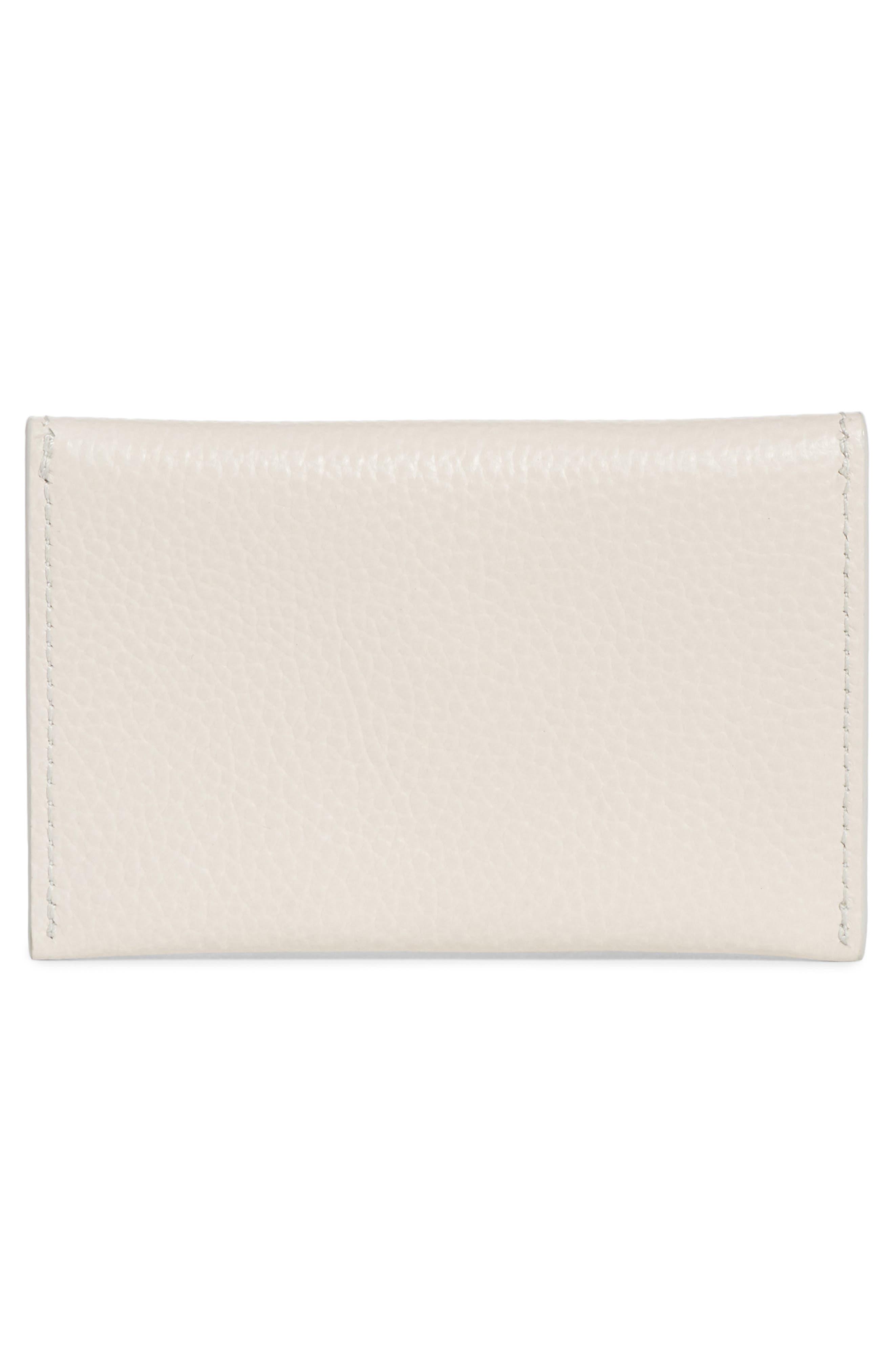 Envelope Card Holder,                             Alternate thumbnail 2, color,                             OFF WHITE
