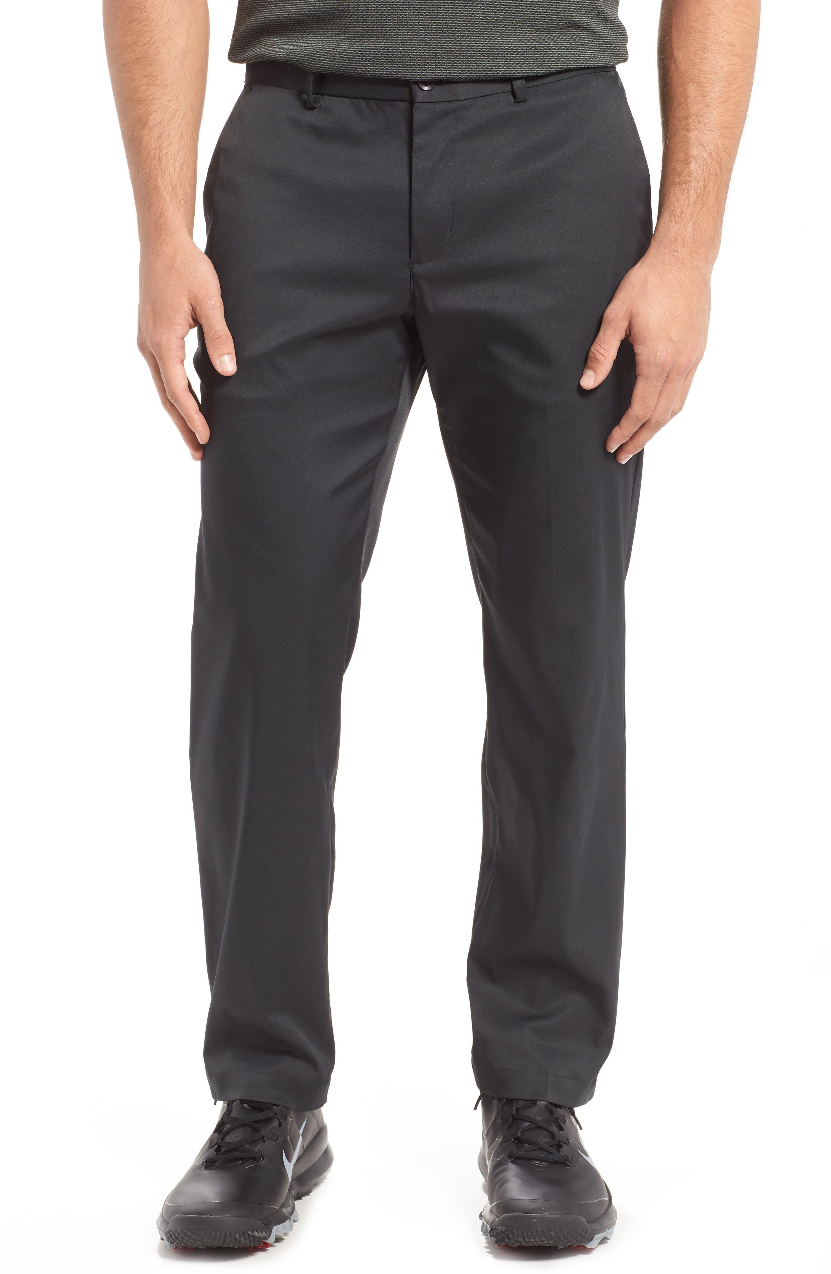 Flat Front Dri-FIT Tech Golf Pants,                             Main thumbnail 2, color,