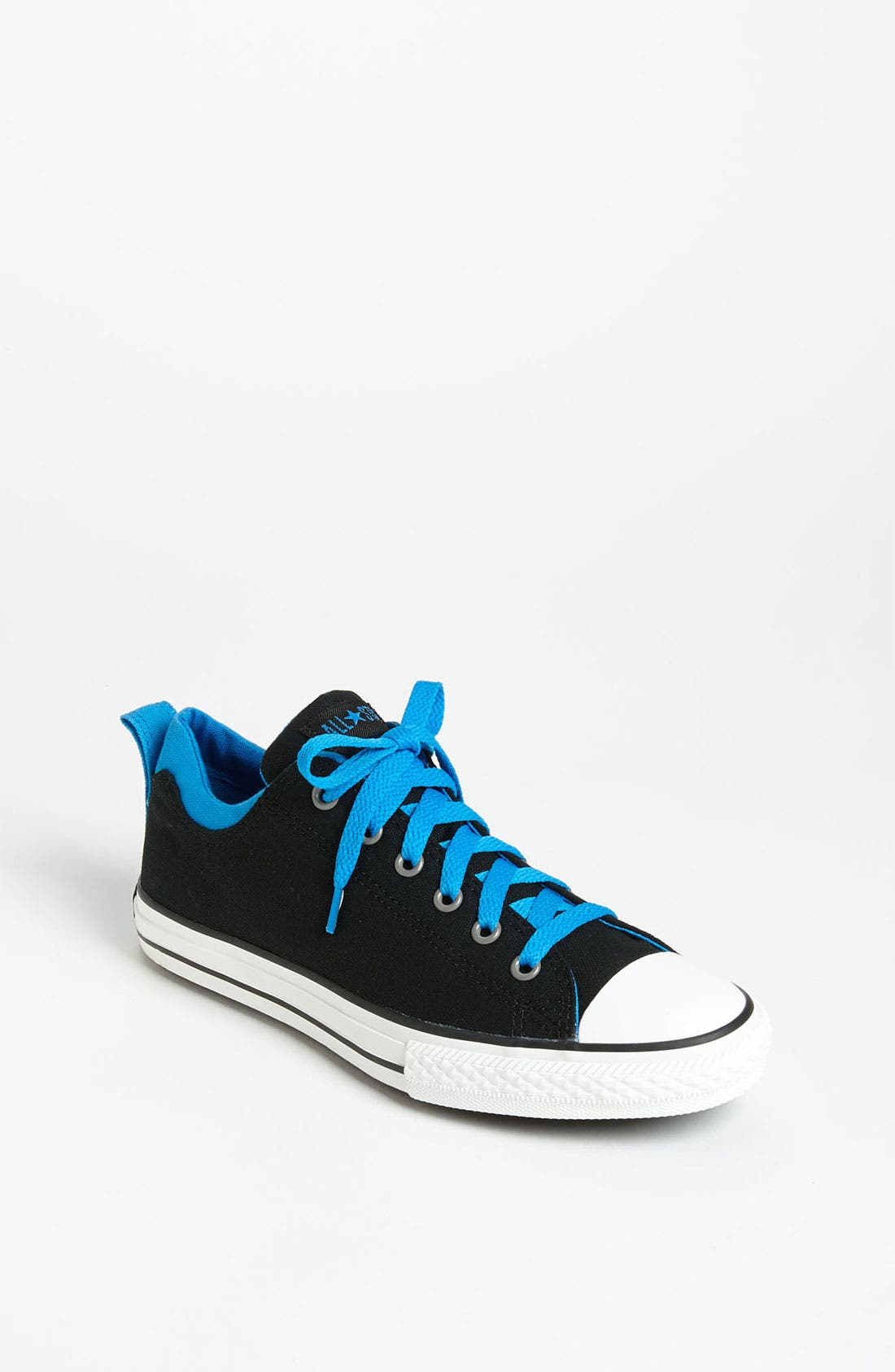 Chuck Taylor<sup>®</sup> Dual Collar Sneaker,                             Main thumbnail 1, color,                             001