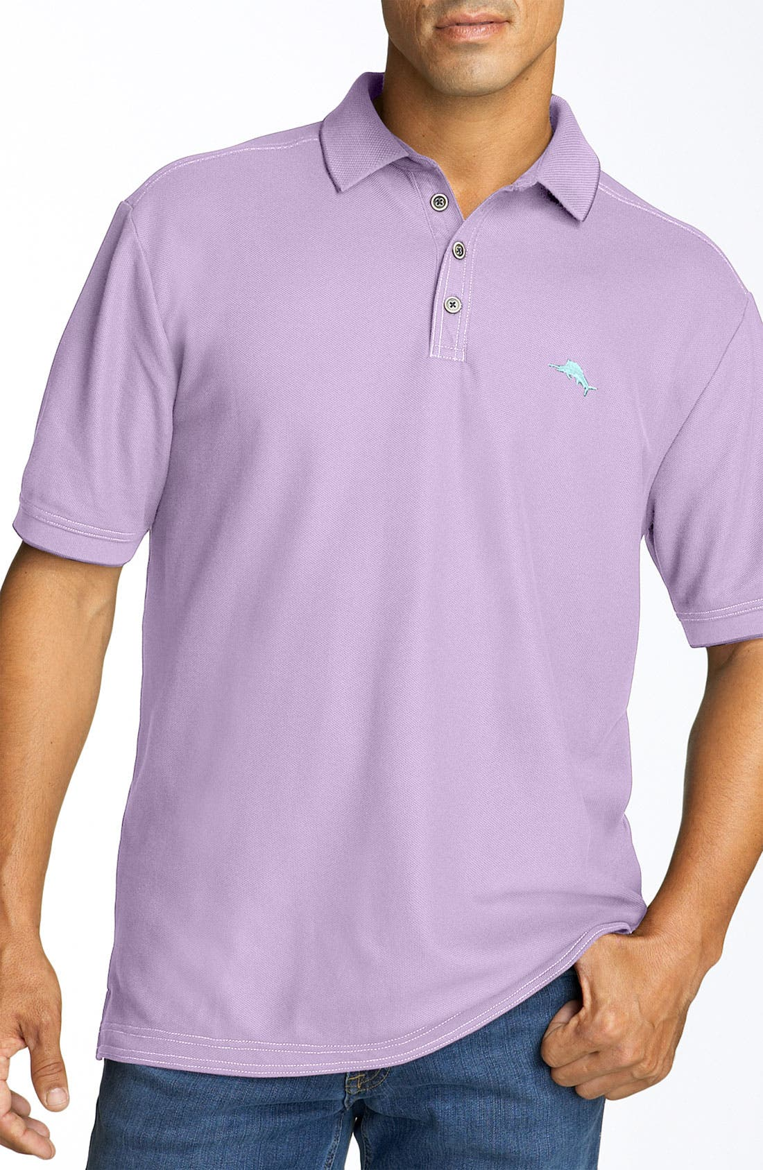 'The Emfielder' Original Fit Piqué Polo,                             Main thumbnail 15, color,