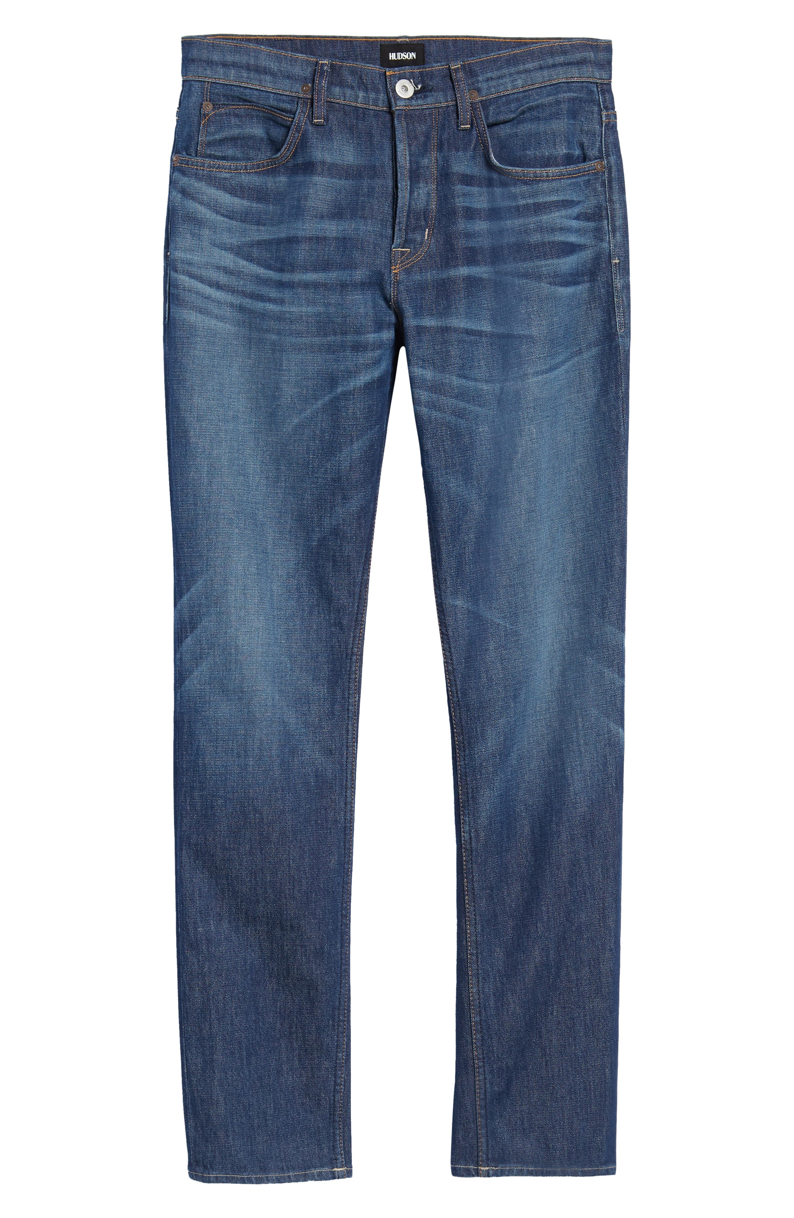 Axl Skinny Fit Jeans,                             Alternate thumbnail 6, color,                             425