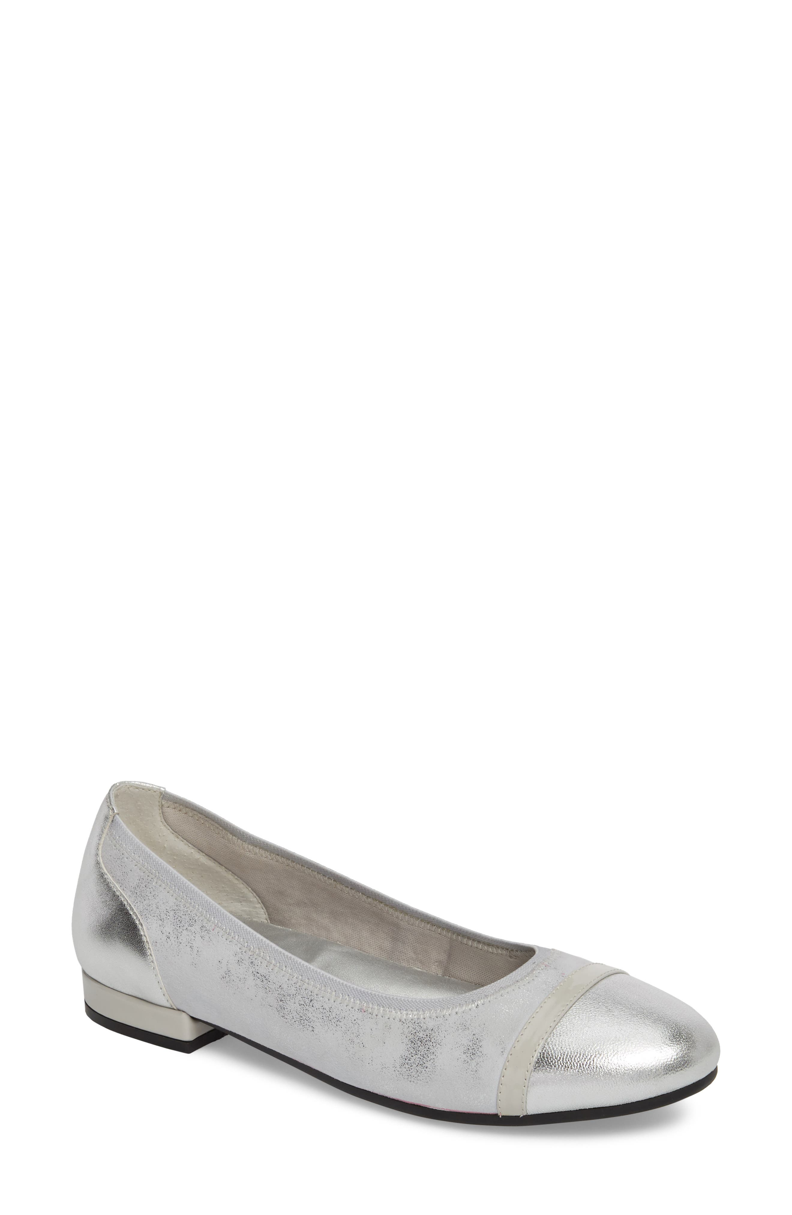 David Tate Luscious Flat, Grey