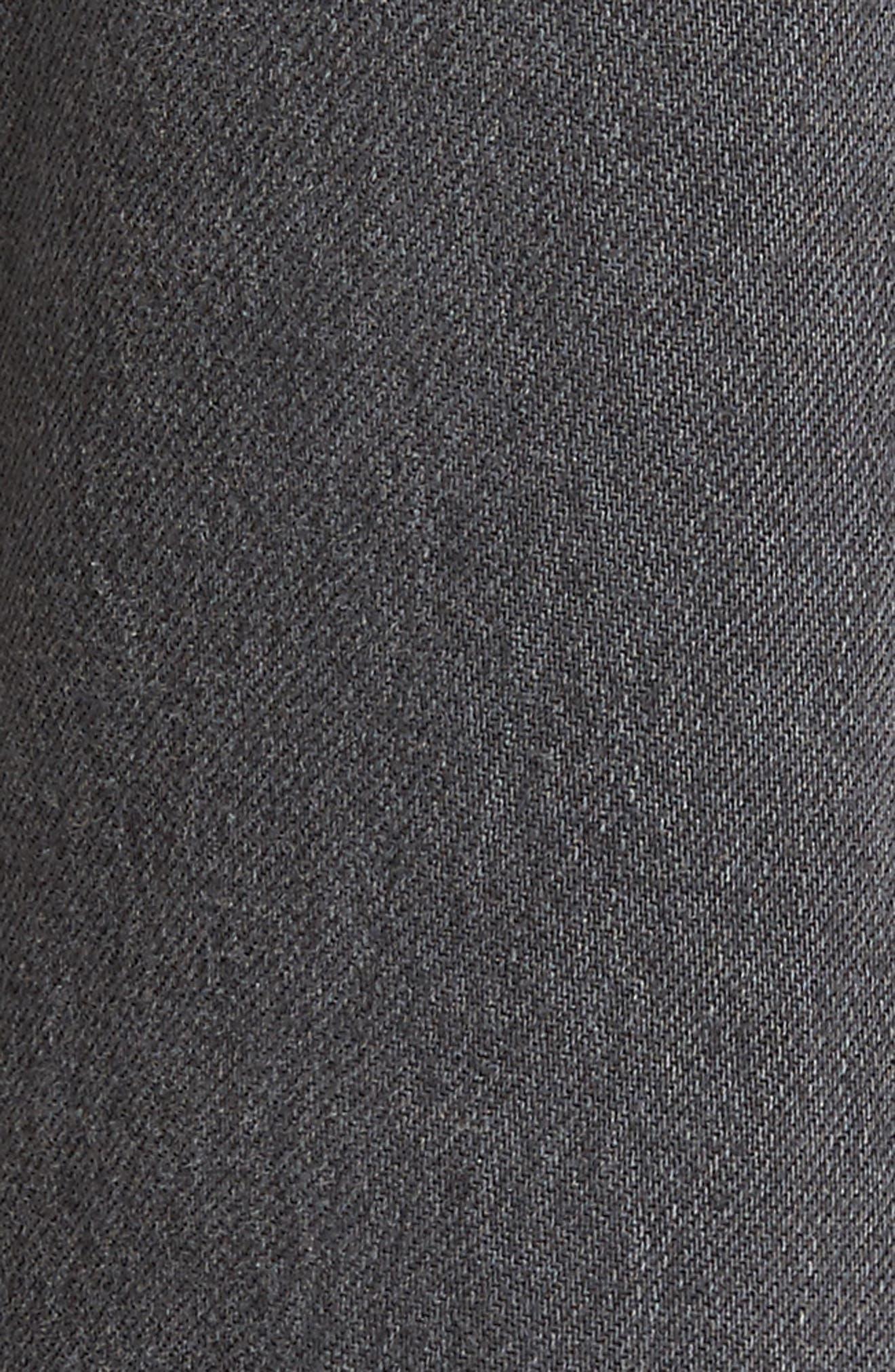 L'Homme Slim Straight Leg Jeans,                             Alternate thumbnail 5, color,                             050