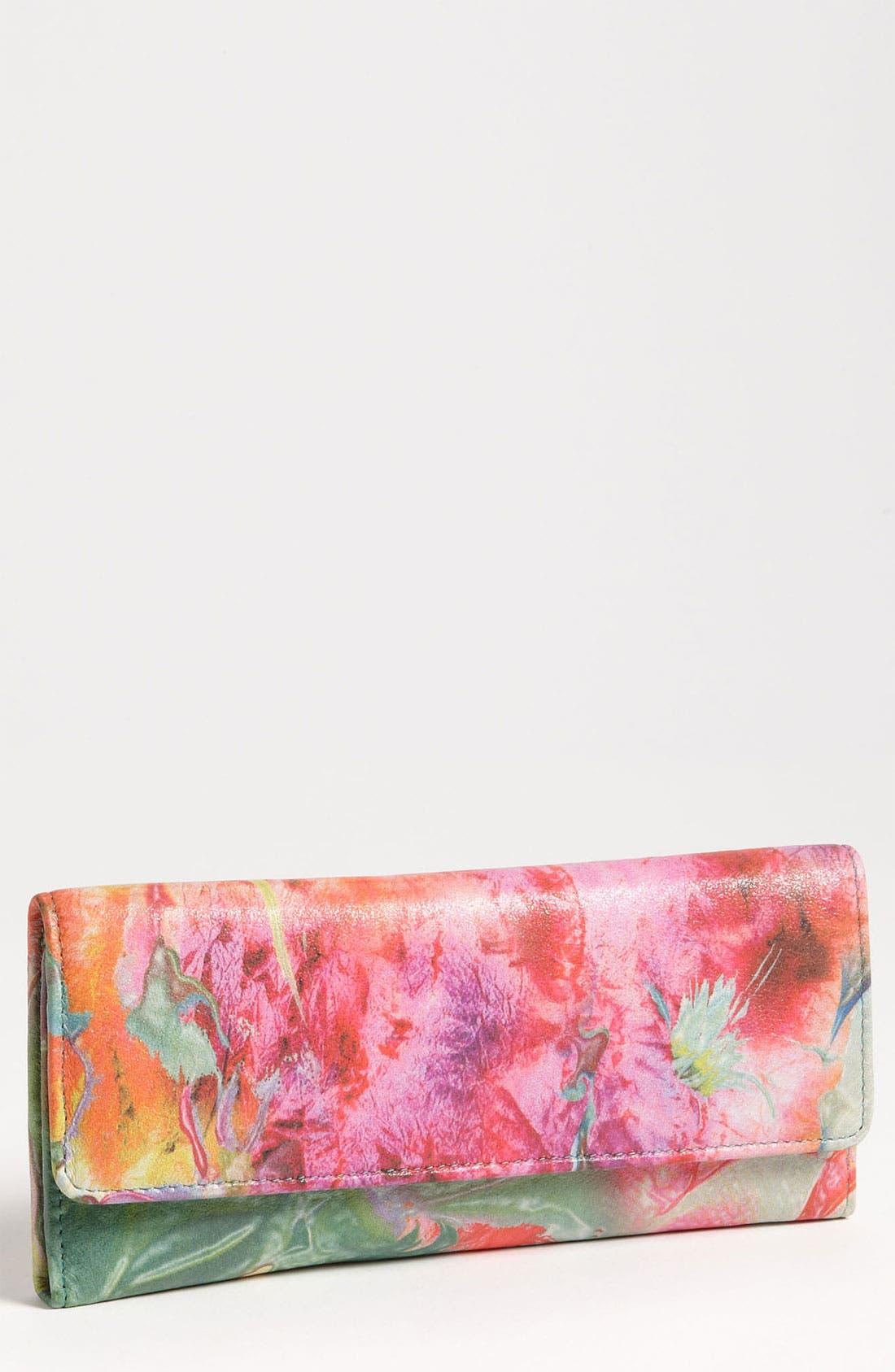 'Sadie' Leather Wallet,                             Main thumbnail 60, color,
