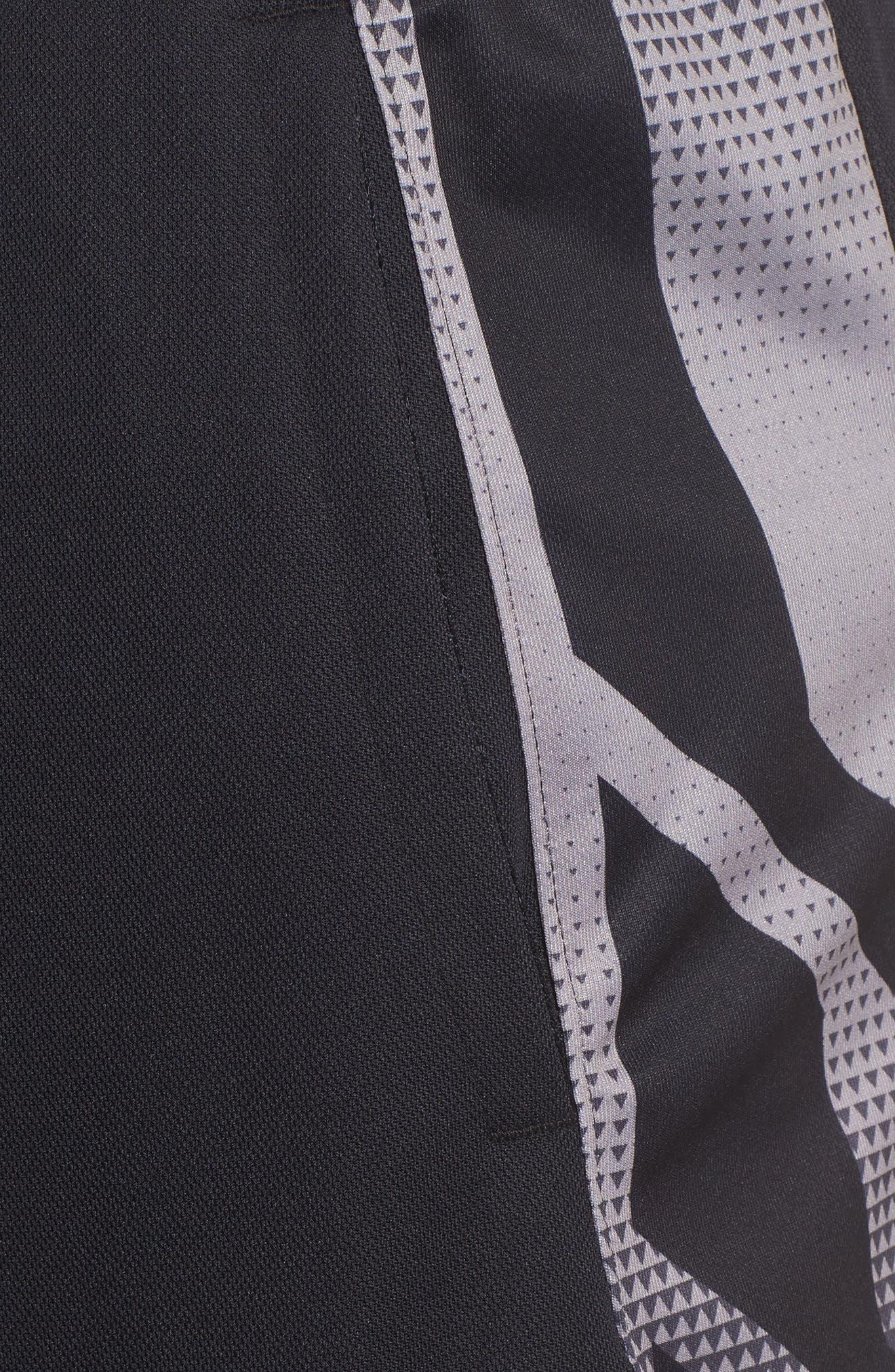 Select Basketball Shorts,                             Alternate thumbnail 4, color,                             001