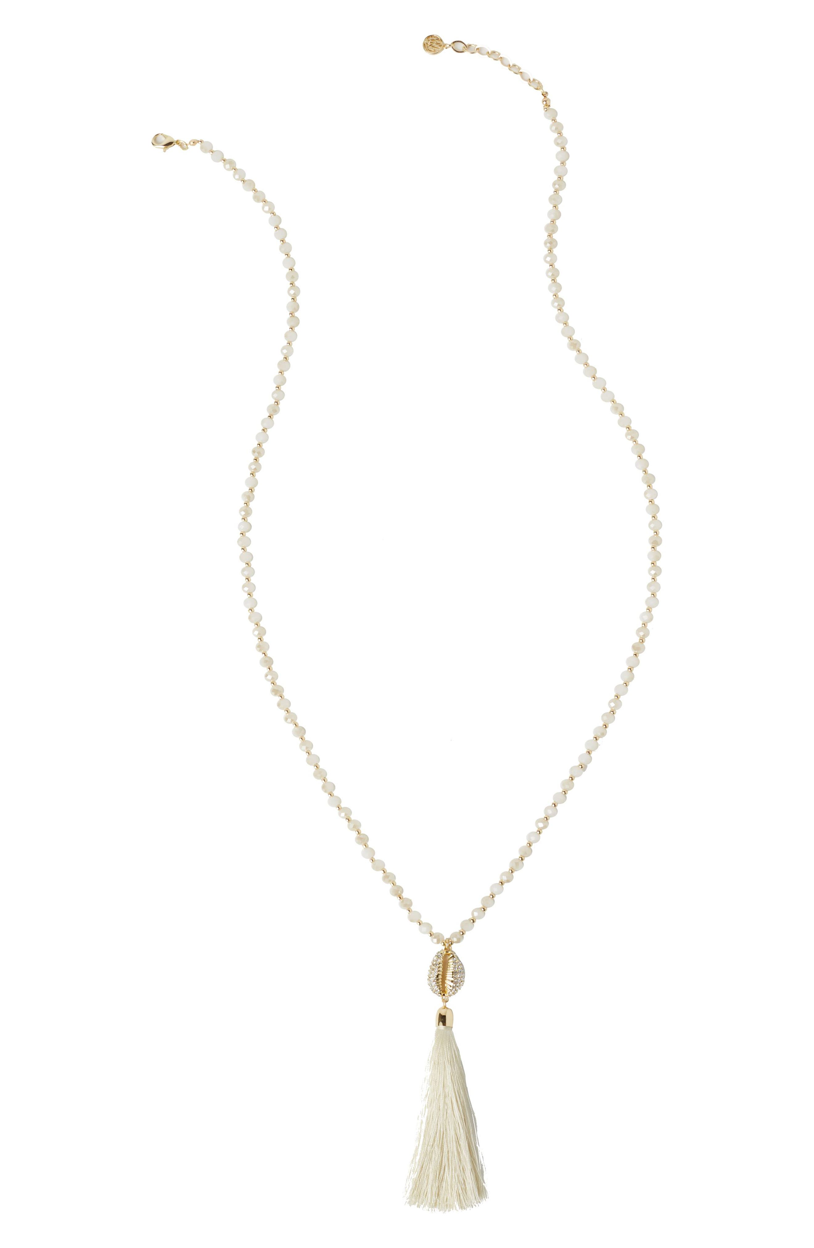 Sea Salt Necklace,                         Main,                         color,