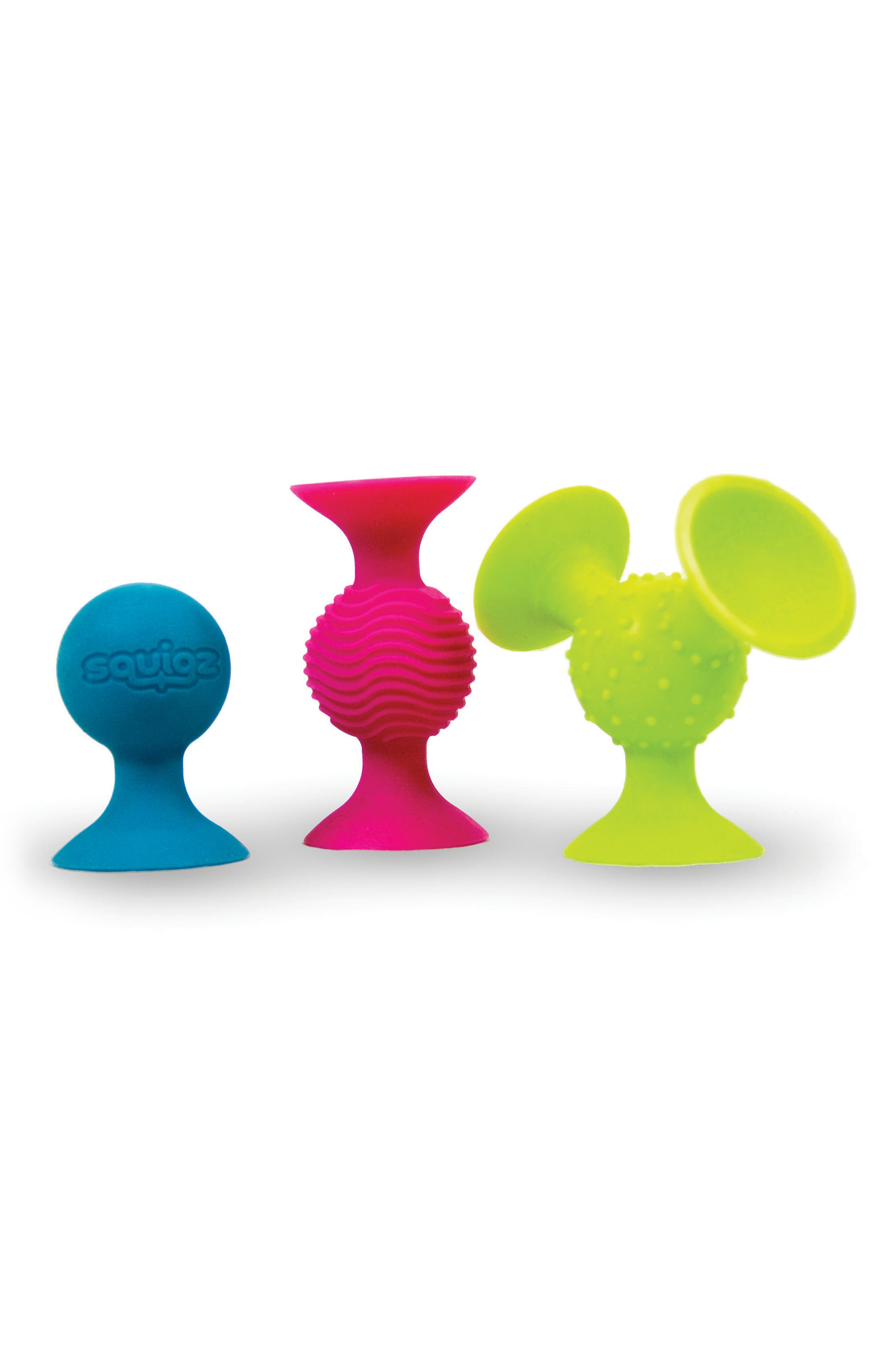 pipSquigz 3-Piece Suction Toy,                             Alternate thumbnail 2, color,