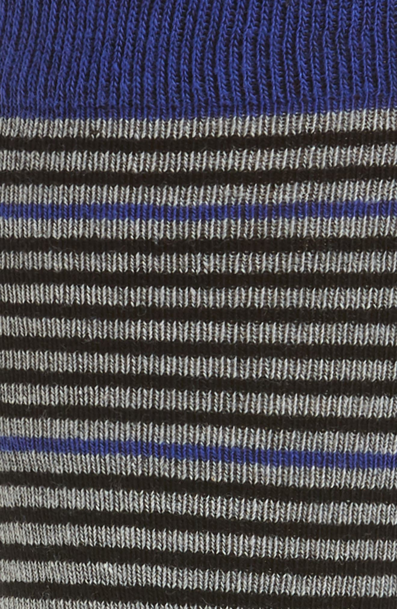Pinstripe Socks,                             Alternate thumbnail 2, color,                             421