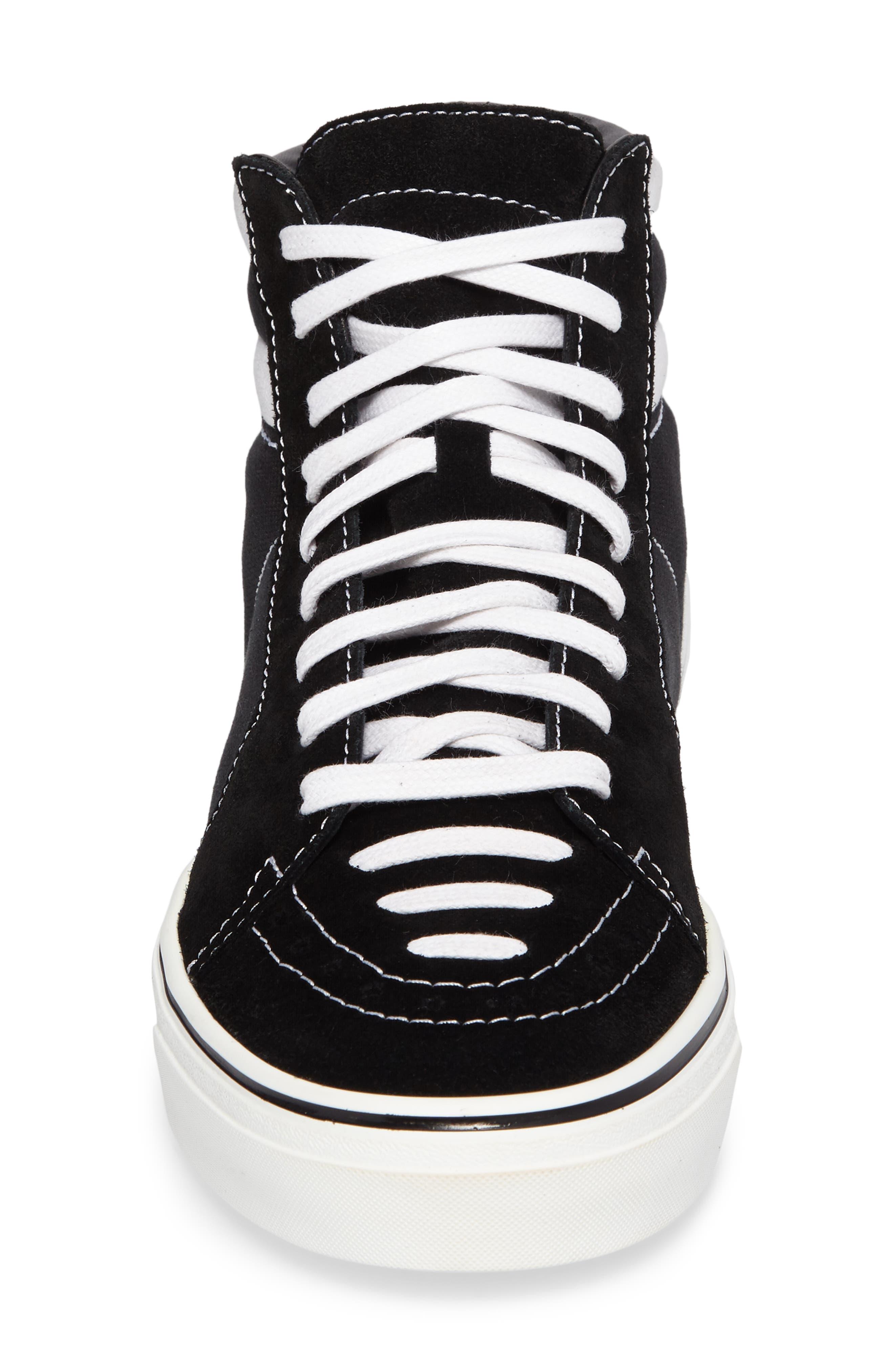 High Top Sneaker,                             Alternate thumbnail 4, color,                             004