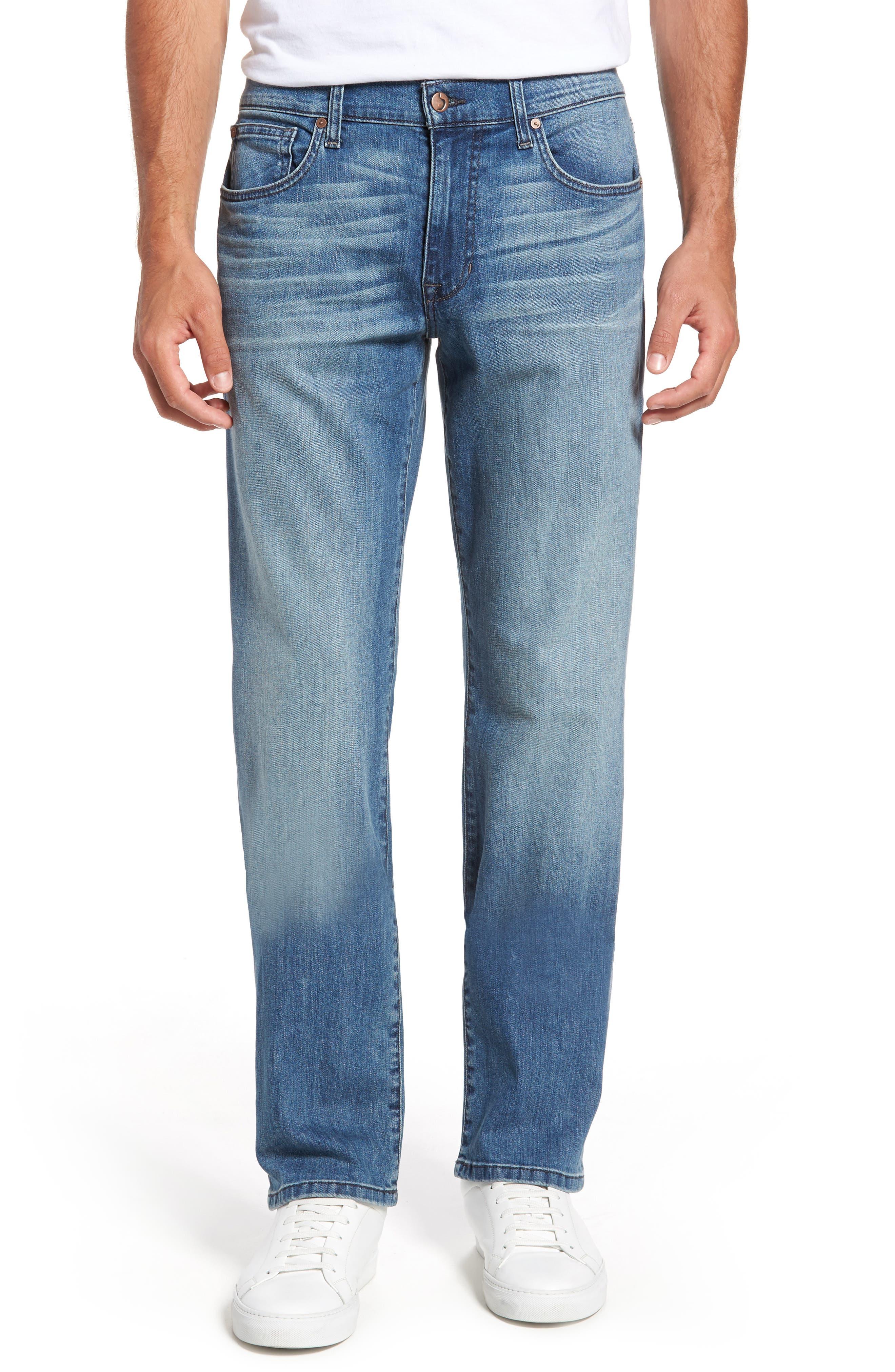 Slim Fit Jeans,                         Main,                         color, 135
