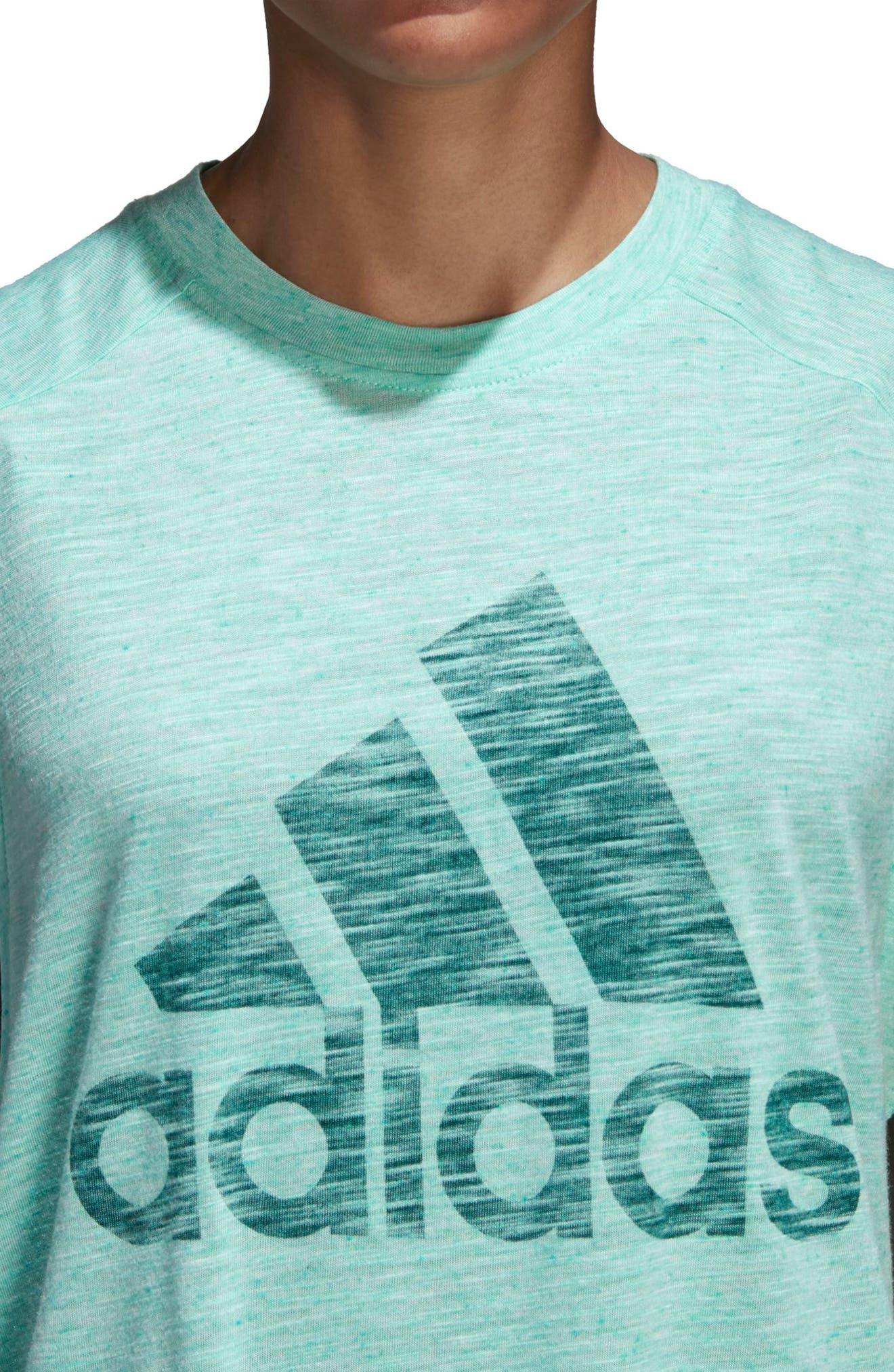ADIDAS,                             Winners Logo Muscle Tank,                             Alternate thumbnail 4, color,                             330