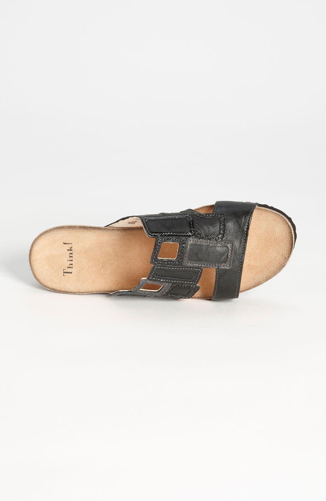 'Dumia' Sandal,                             Alternate thumbnail 5, color,