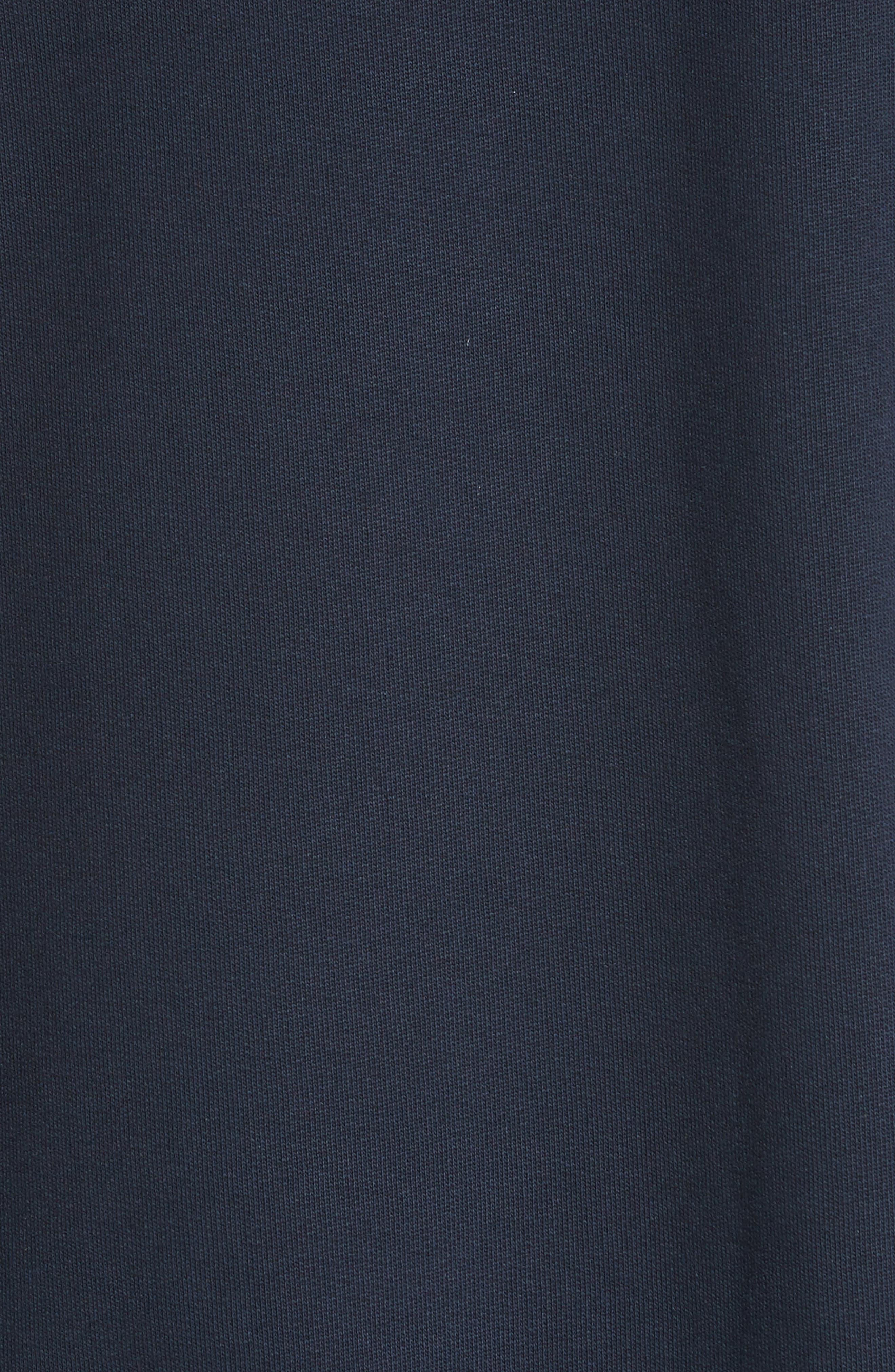 Sweatshirt Dress,                             Alternate thumbnail 5, color,                             410