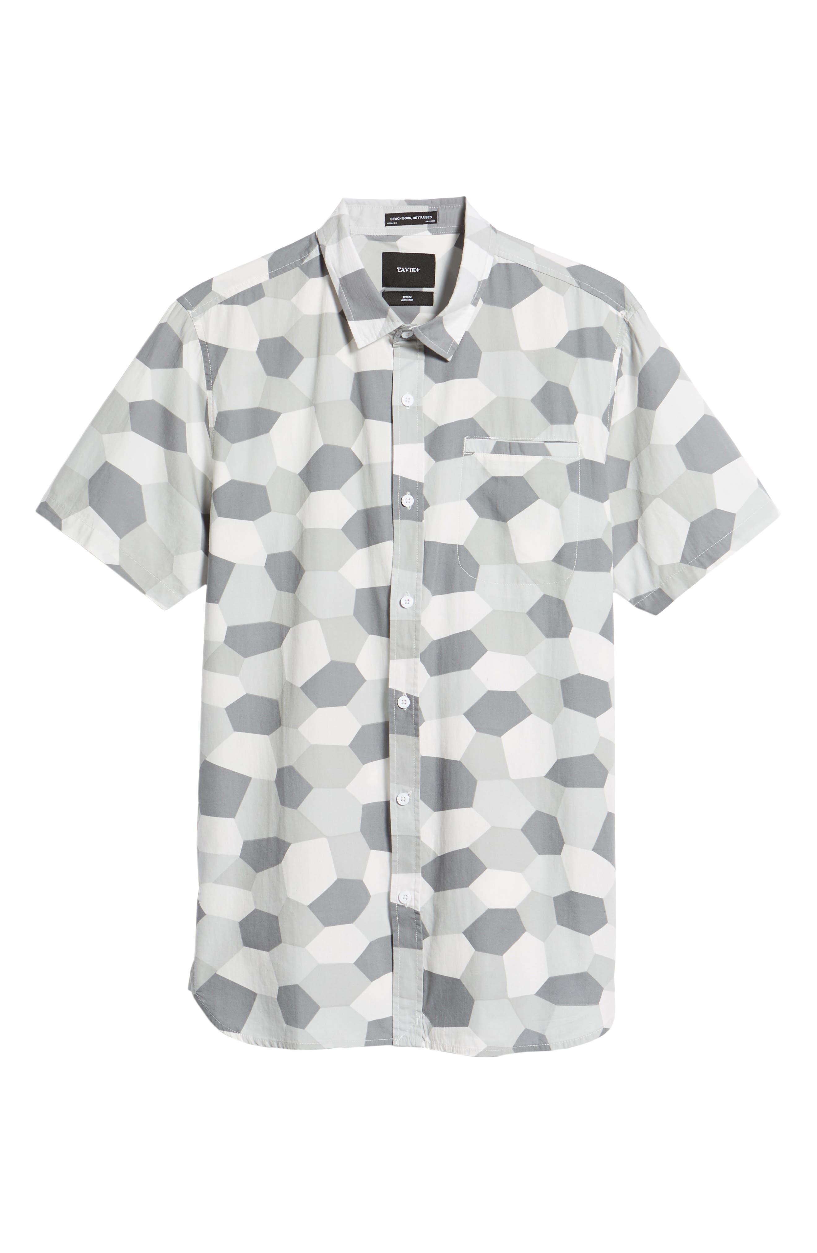 Porter Woven Shirt,                             Alternate thumbnail 33, color,