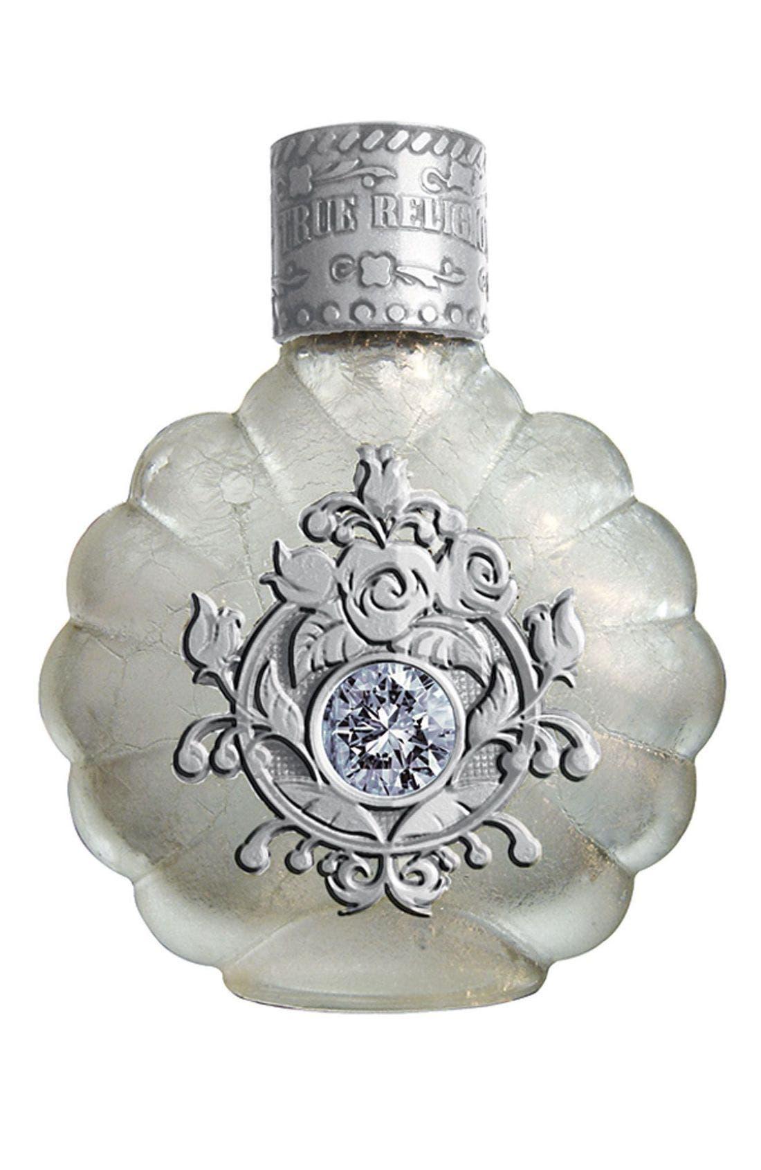 TRUE RELIGION BRAND JEANS,                             True Religion Women's Fragrance Eau de Parfum Spray,                             Main thumbnail 1, color,                             000
