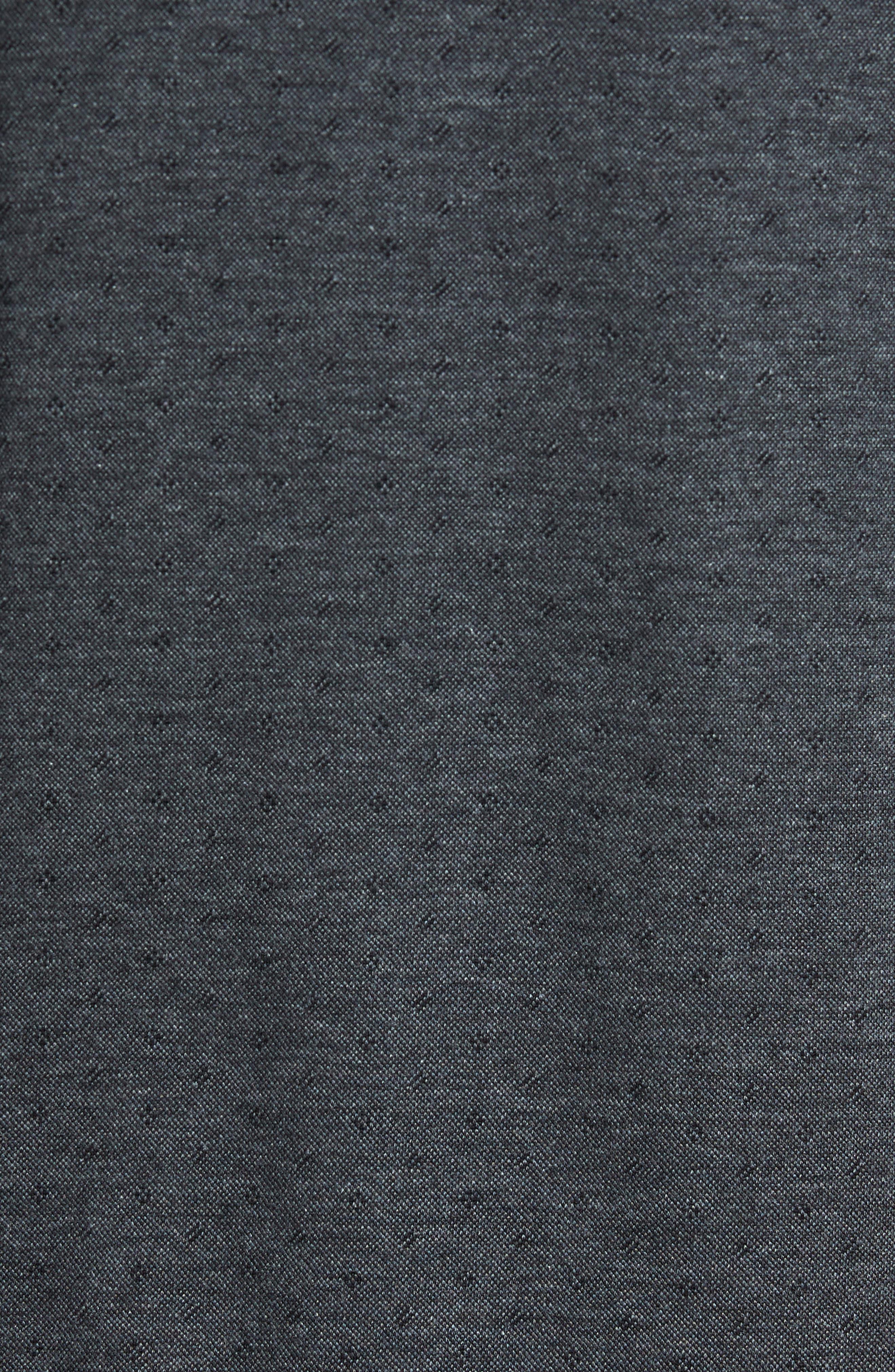 Jacquard Knit Sport Shirt,                             Alternate thumbnail 17, color,