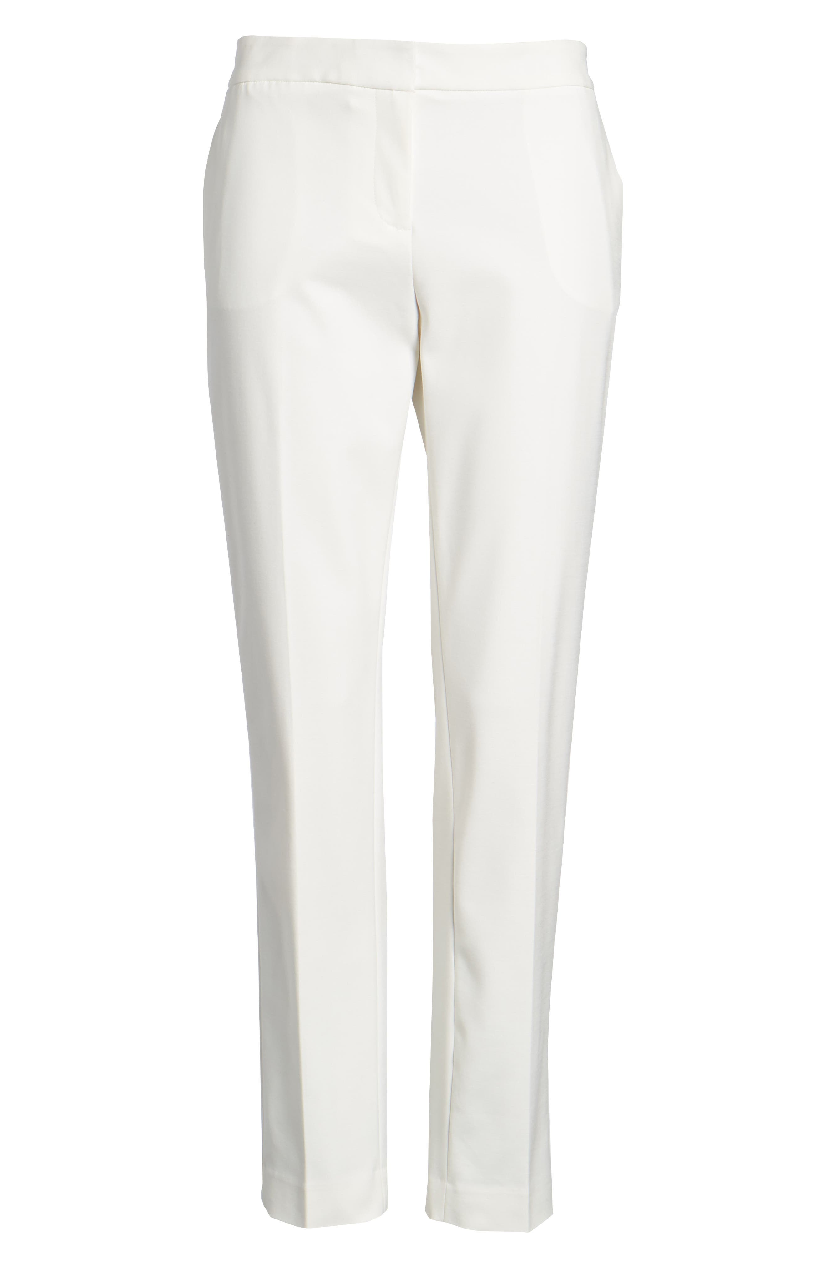 Stretch Twill Skinny Pants,                             Alternate thumbnail 7, color,                             253