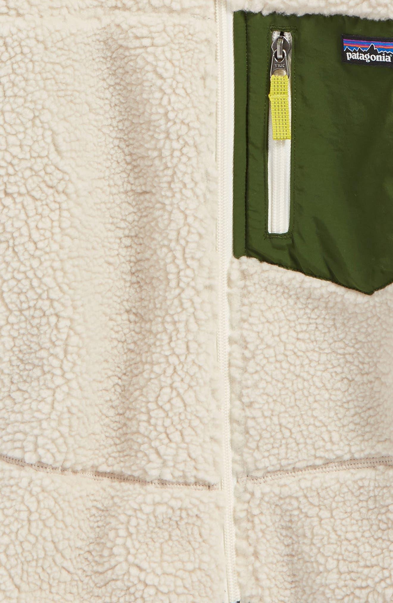 Retro-X Windproof Fleece Jacket,                             Alternate thumbnail 2, color,                             254
