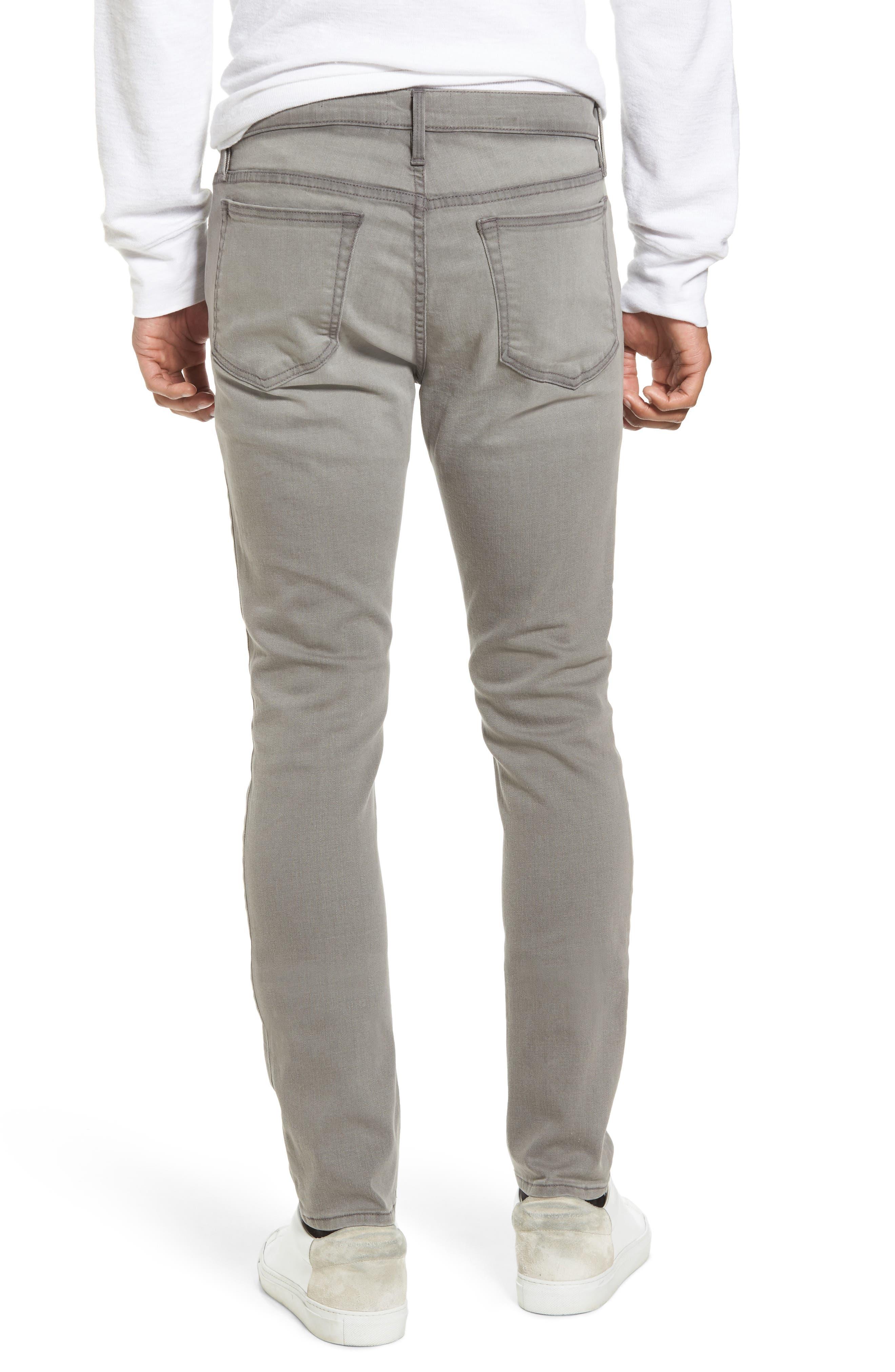 L'Homme Slim Fit Jeans,                             Alternate thumbnail 2, color,                             030
