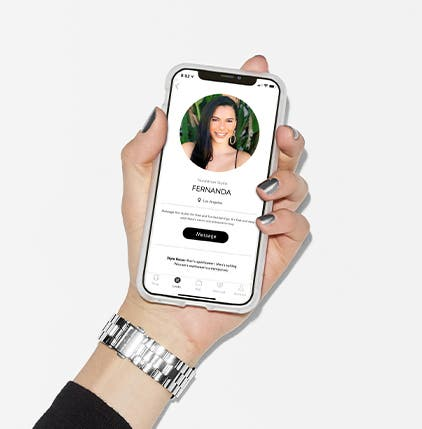 Get a look created just for you. It's free!