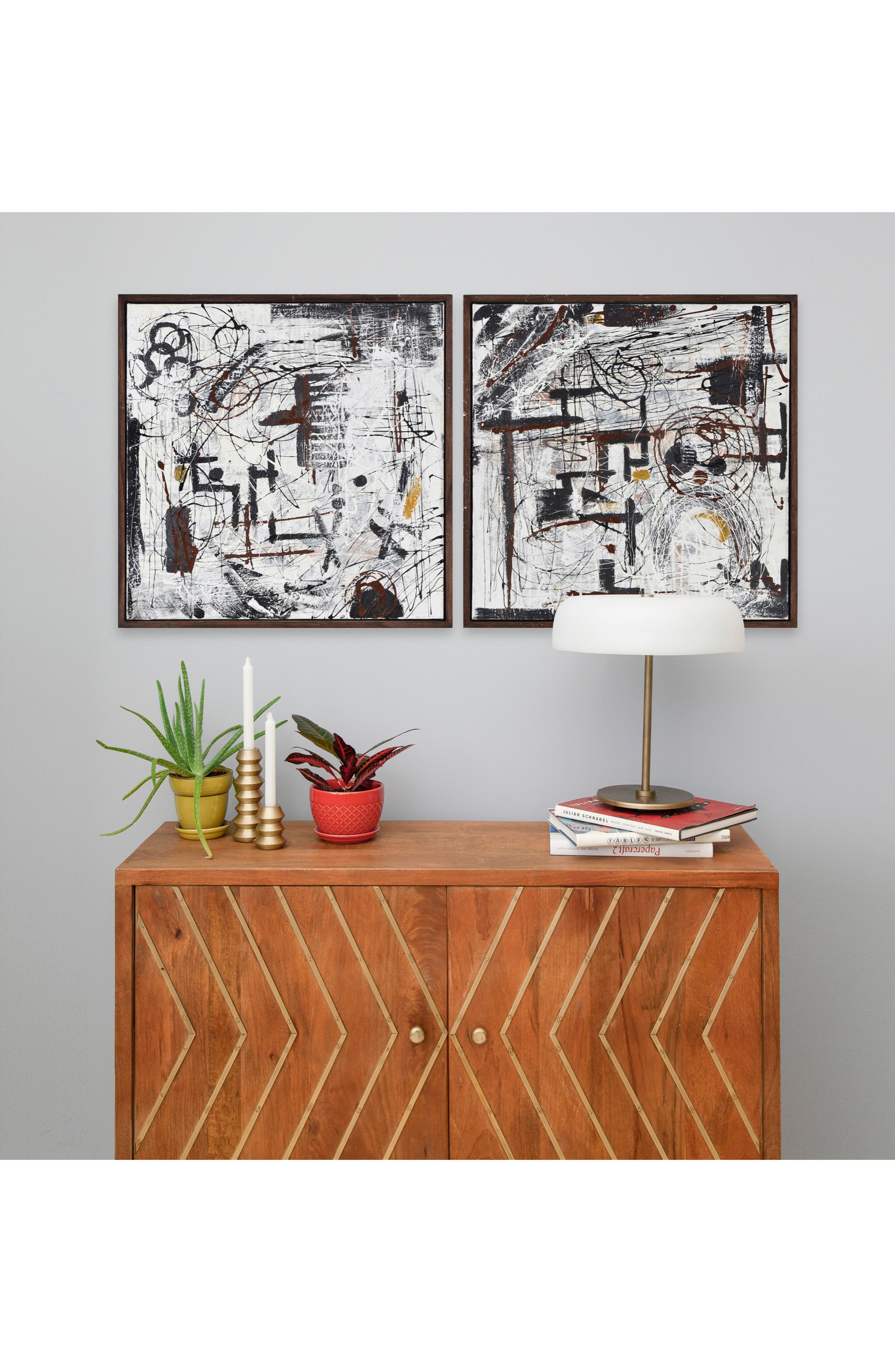 Fabien Two-Panel Wall Art,                             Alternate thumbnail 6, color,                             MULTICOLOR