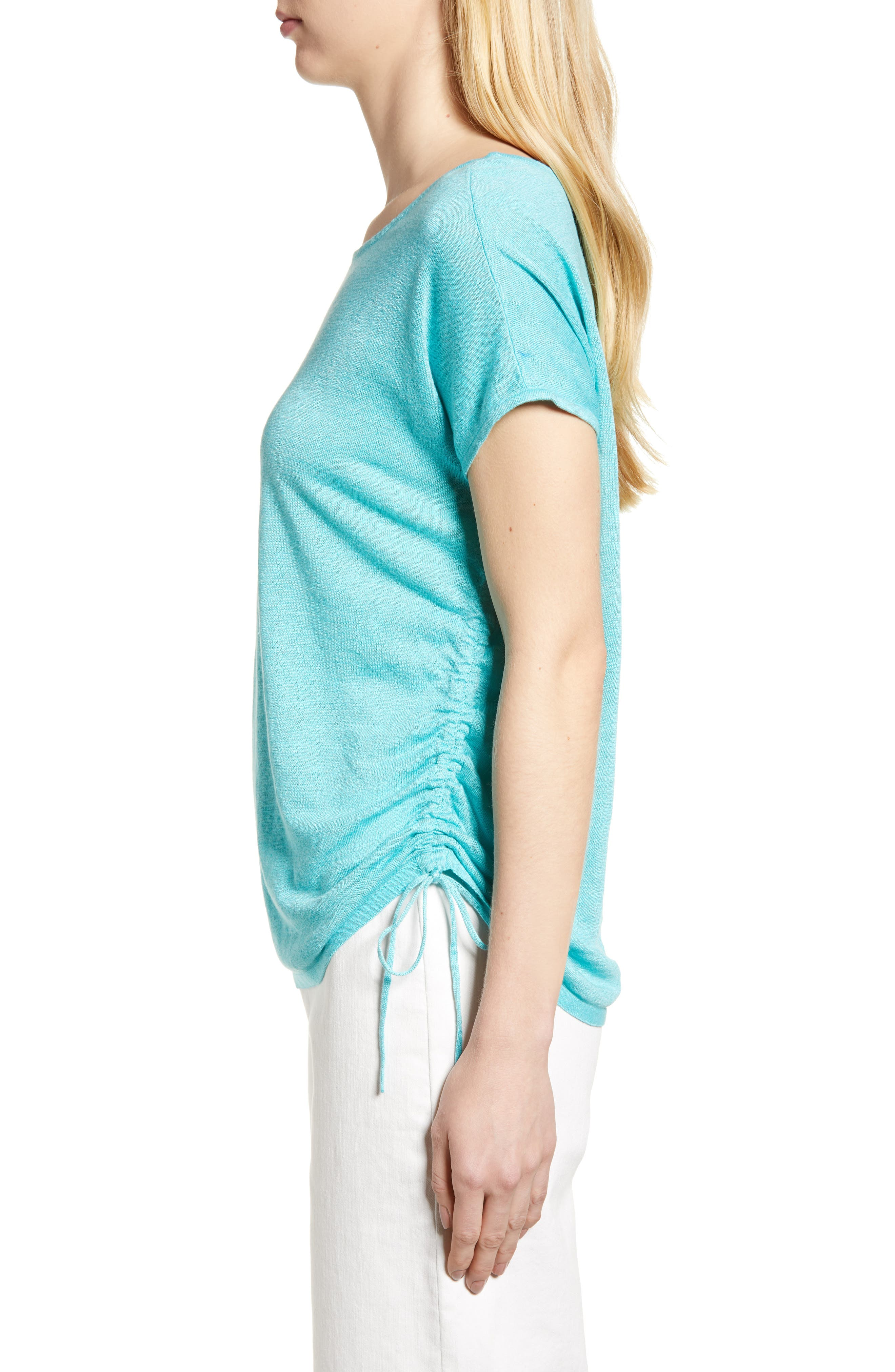 Refreshing Side Tie Top,                             Alternate thumbnail 16, color,