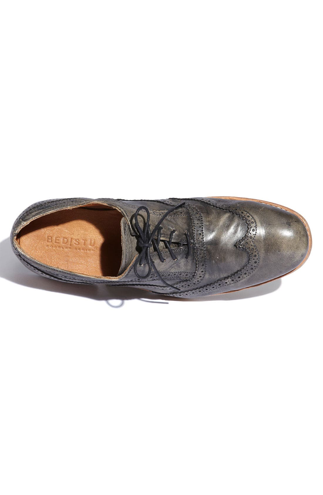 'Corsico' Wingtip Oxford,                             Alternate thumbnail 3, color,                             001
