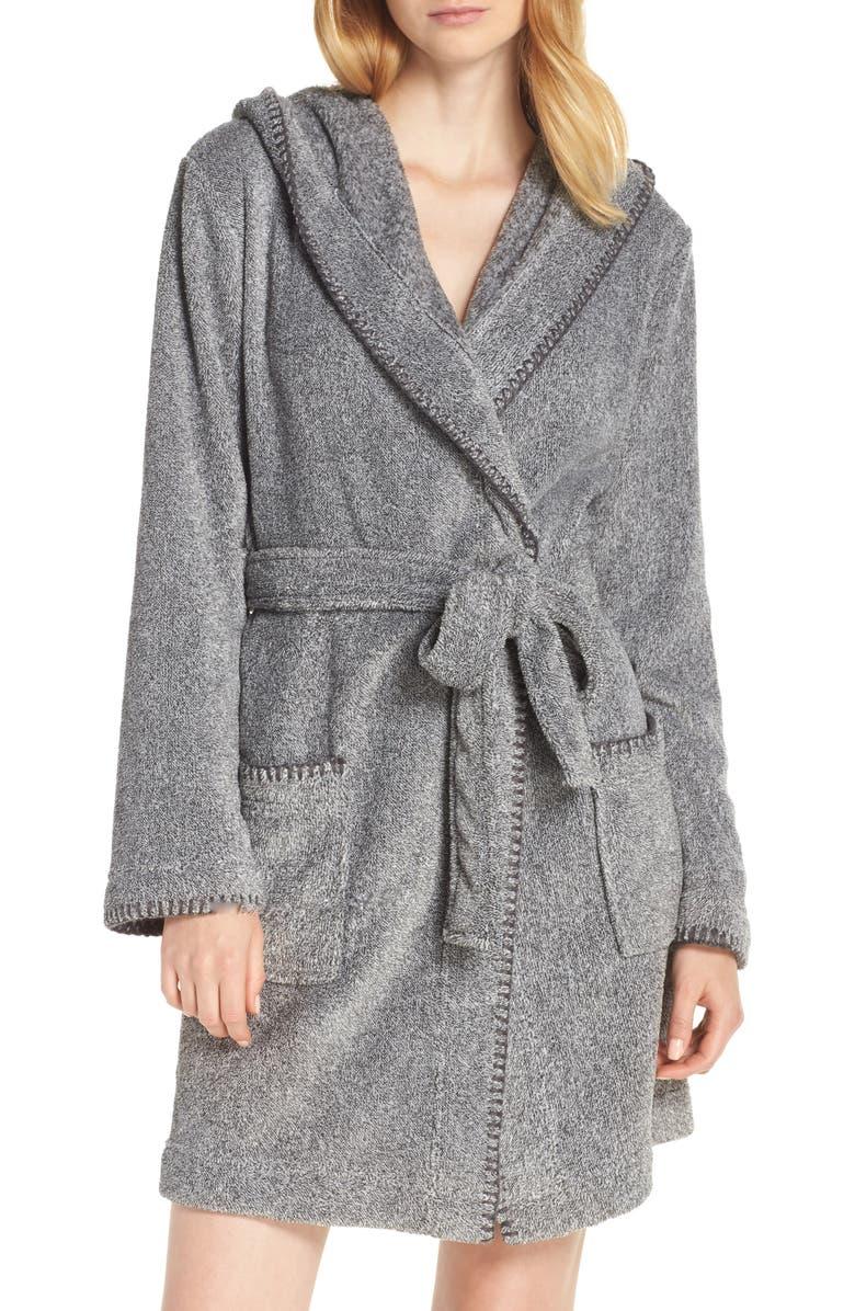028f8f8a6c Make + Model Starry Night Plush Short Robe