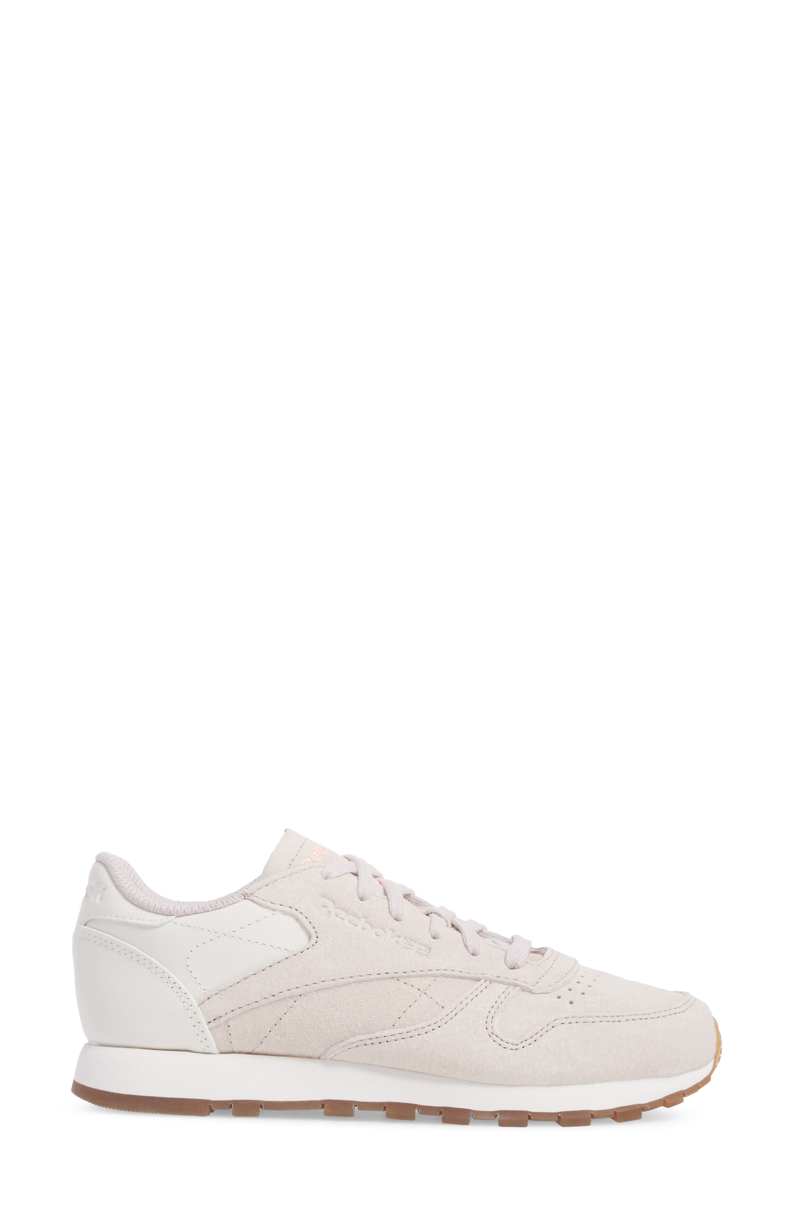 Classic Leather Sneaker,                             Alternate thumbnail 14, color,