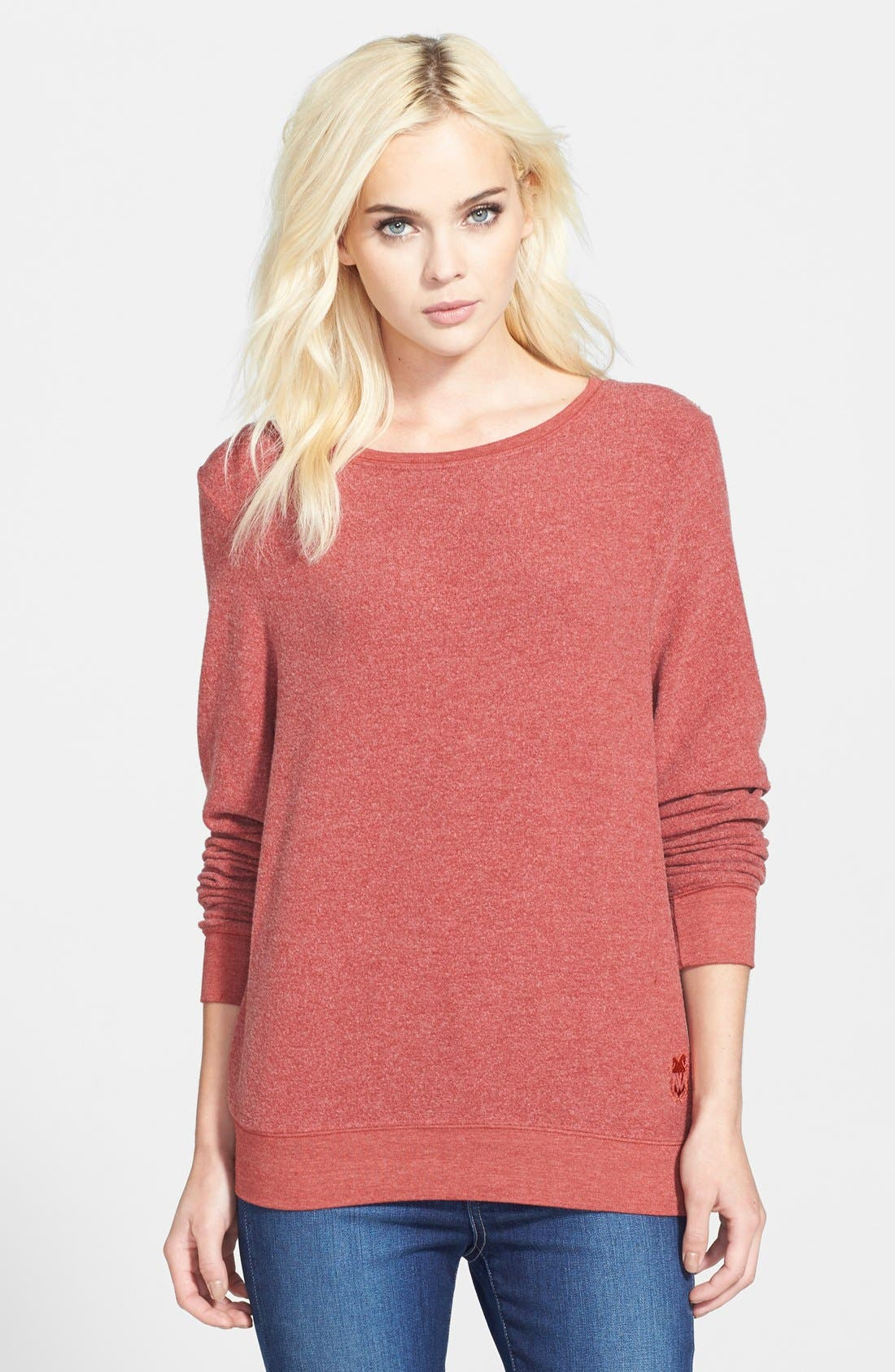 'Baggy Beach Jumper' Pullover,                             Main thumbnail 43, color,